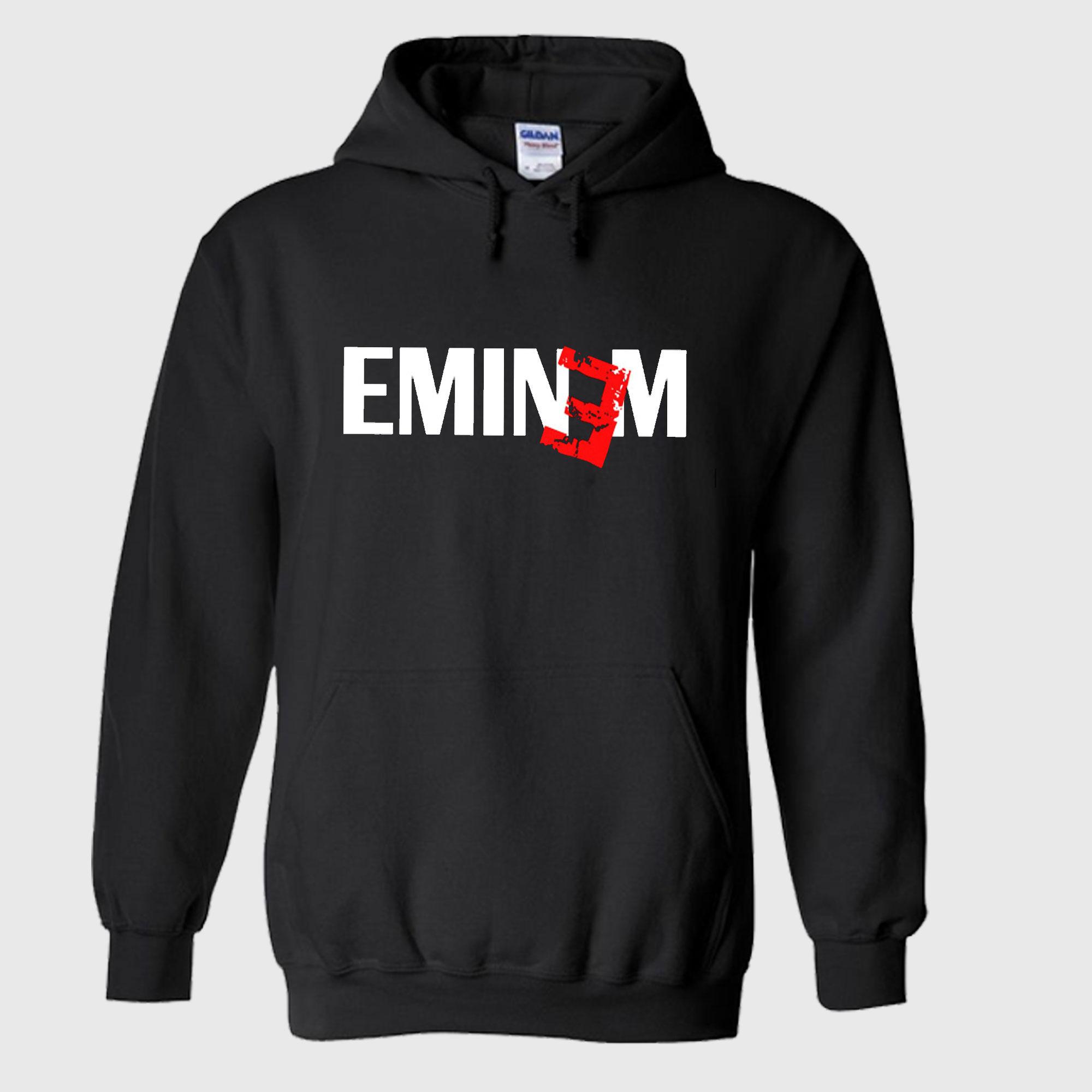 Eminem Black Hoodie