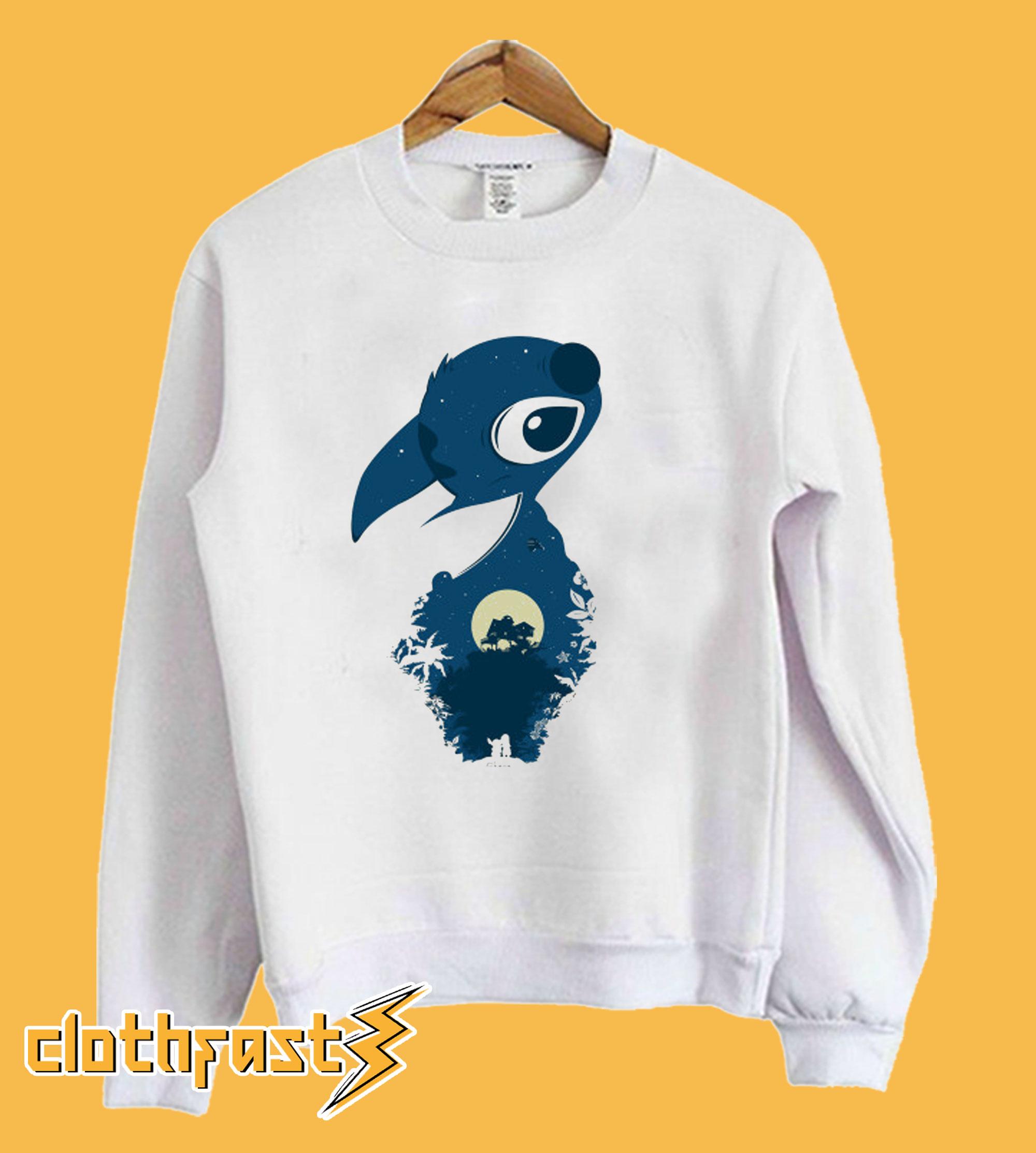 He Mele No Lilo And Stitch Sweatshirt