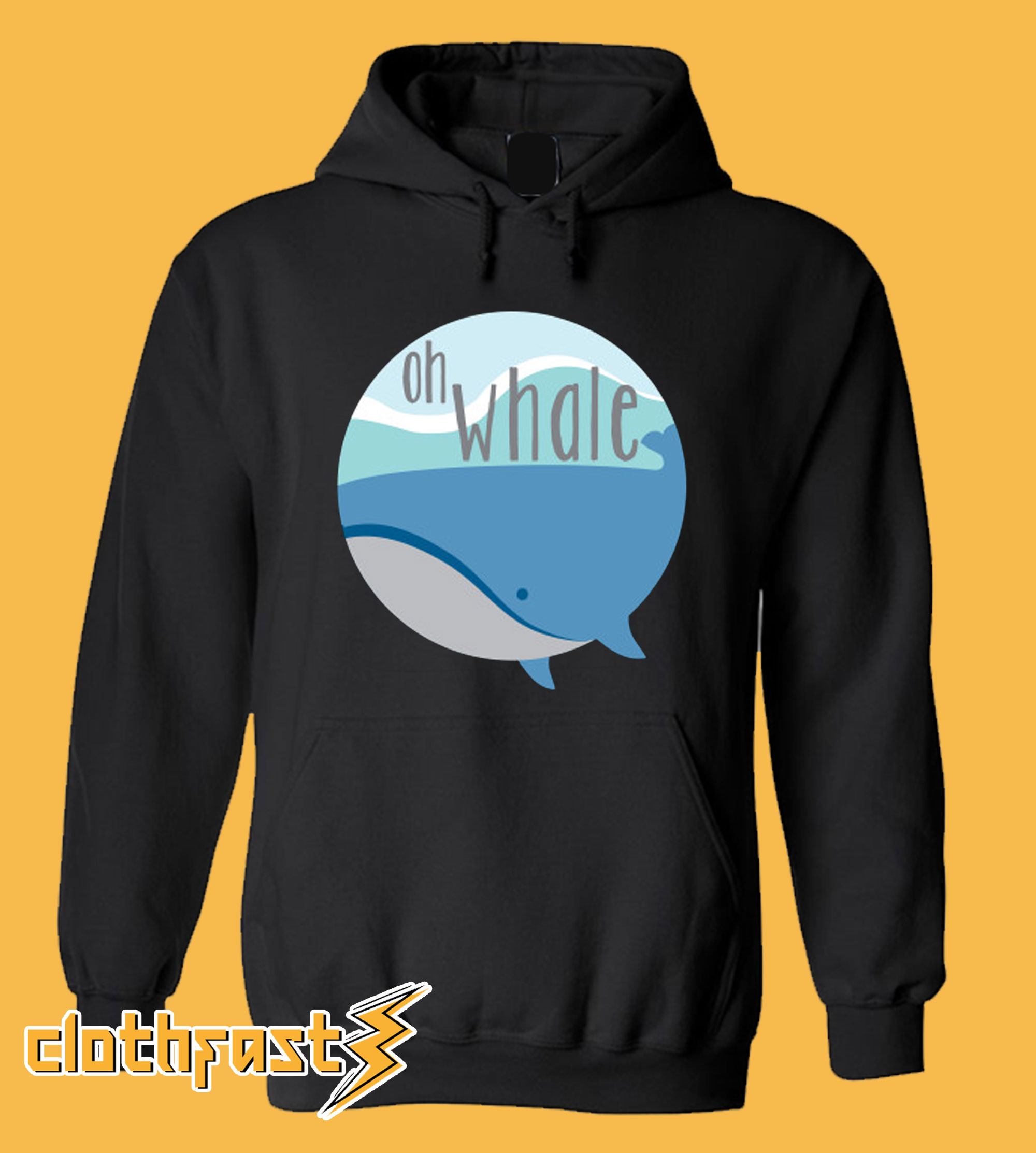 Oh Whale Hoodie