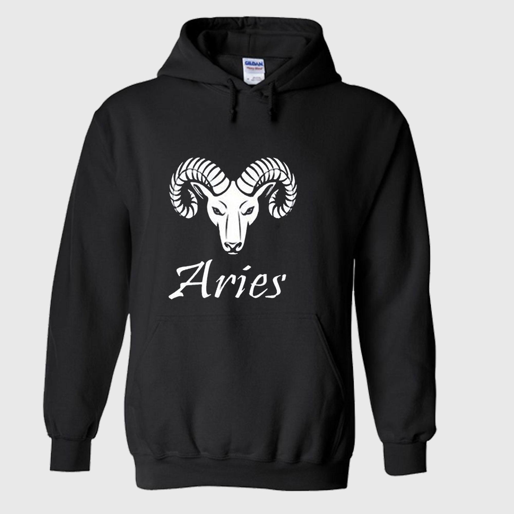 Zodiac Aries Hoodie