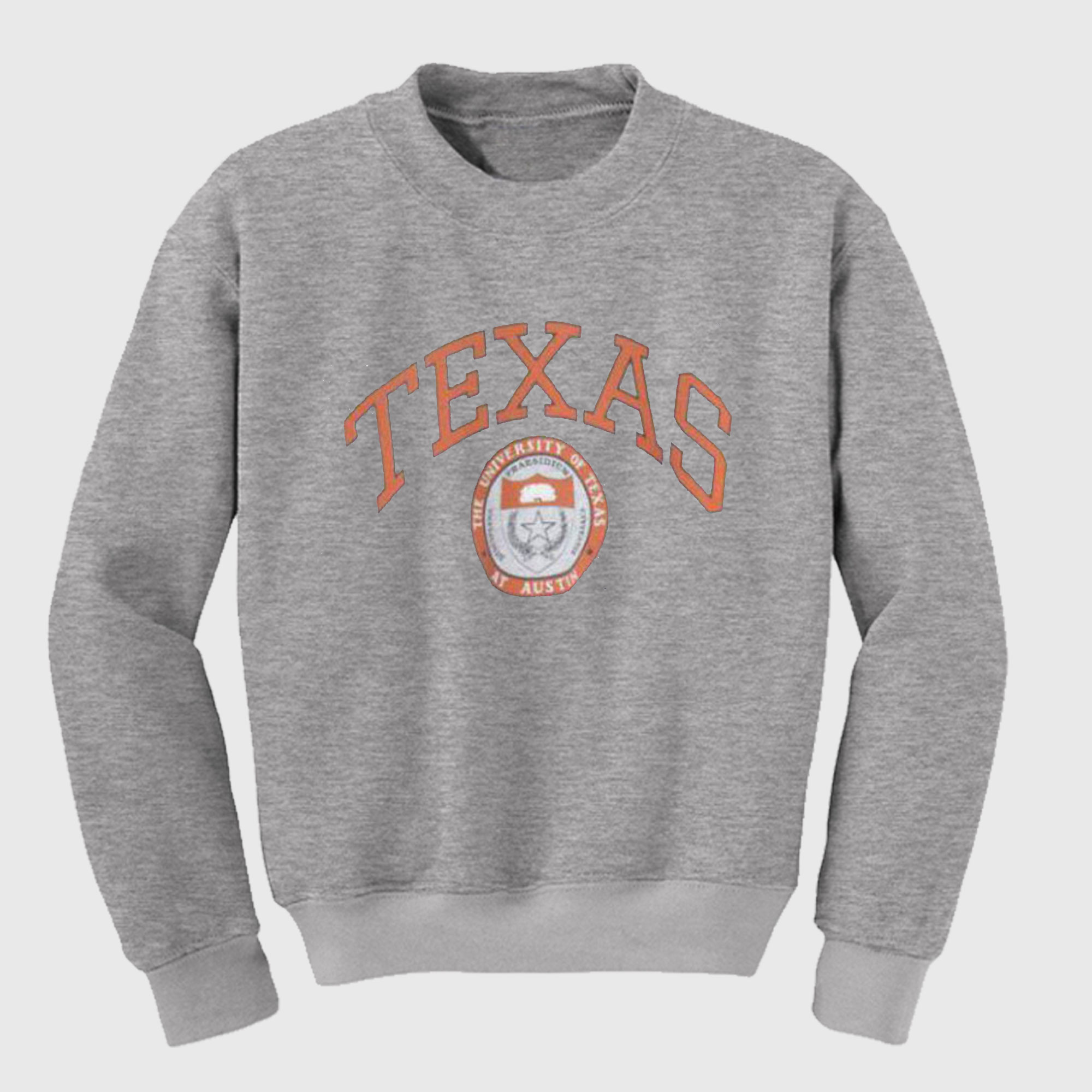 TEXAS University The Texas At Austin Sweatshirt