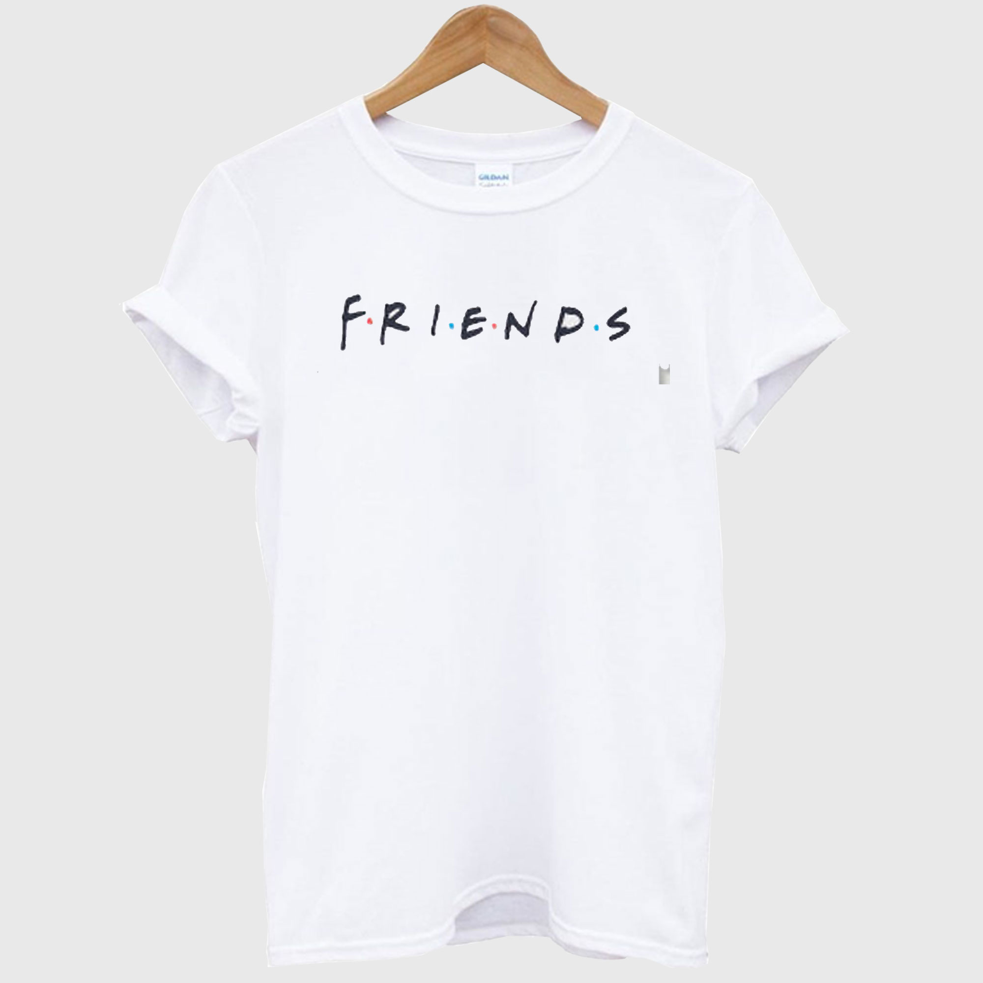 Friends Photos T-Shirt