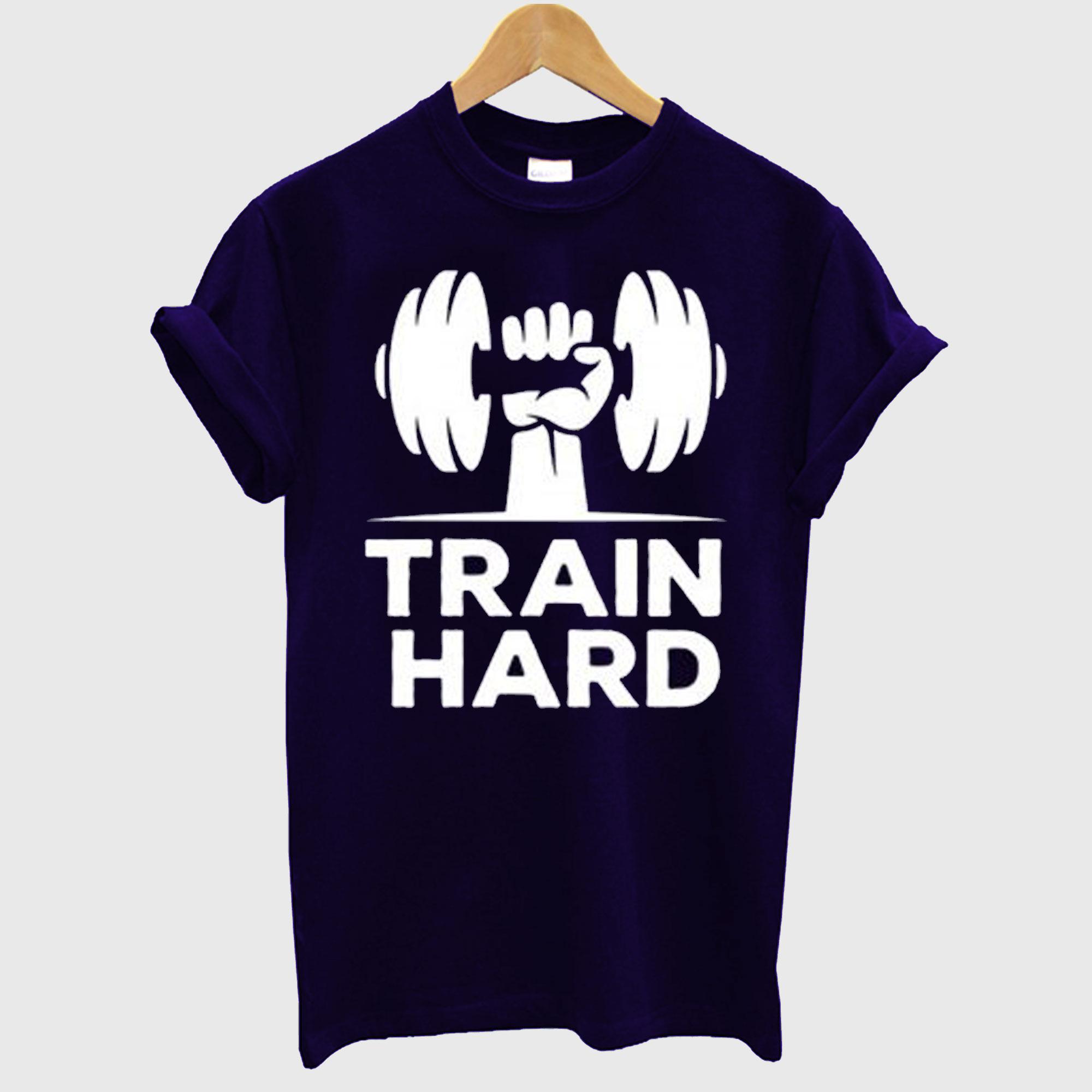 Work Harder Gym Motivation T shirt