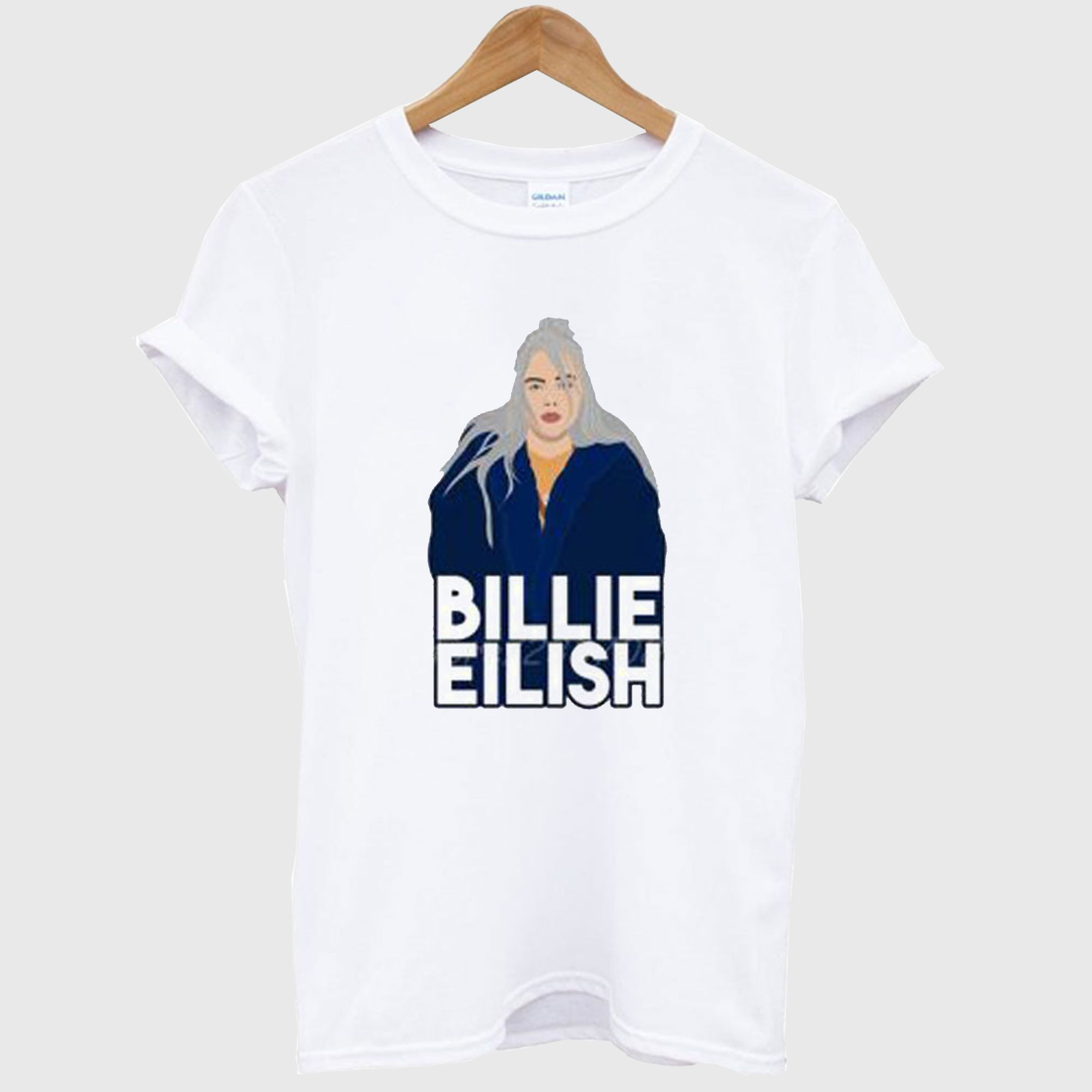 Compre Billie Eilish T shirt