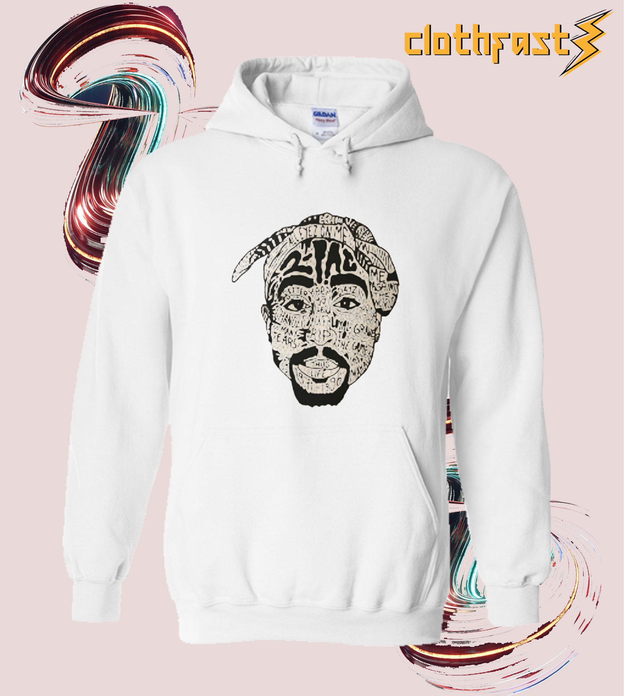 2Pac All Eyez On Me Hoodie
