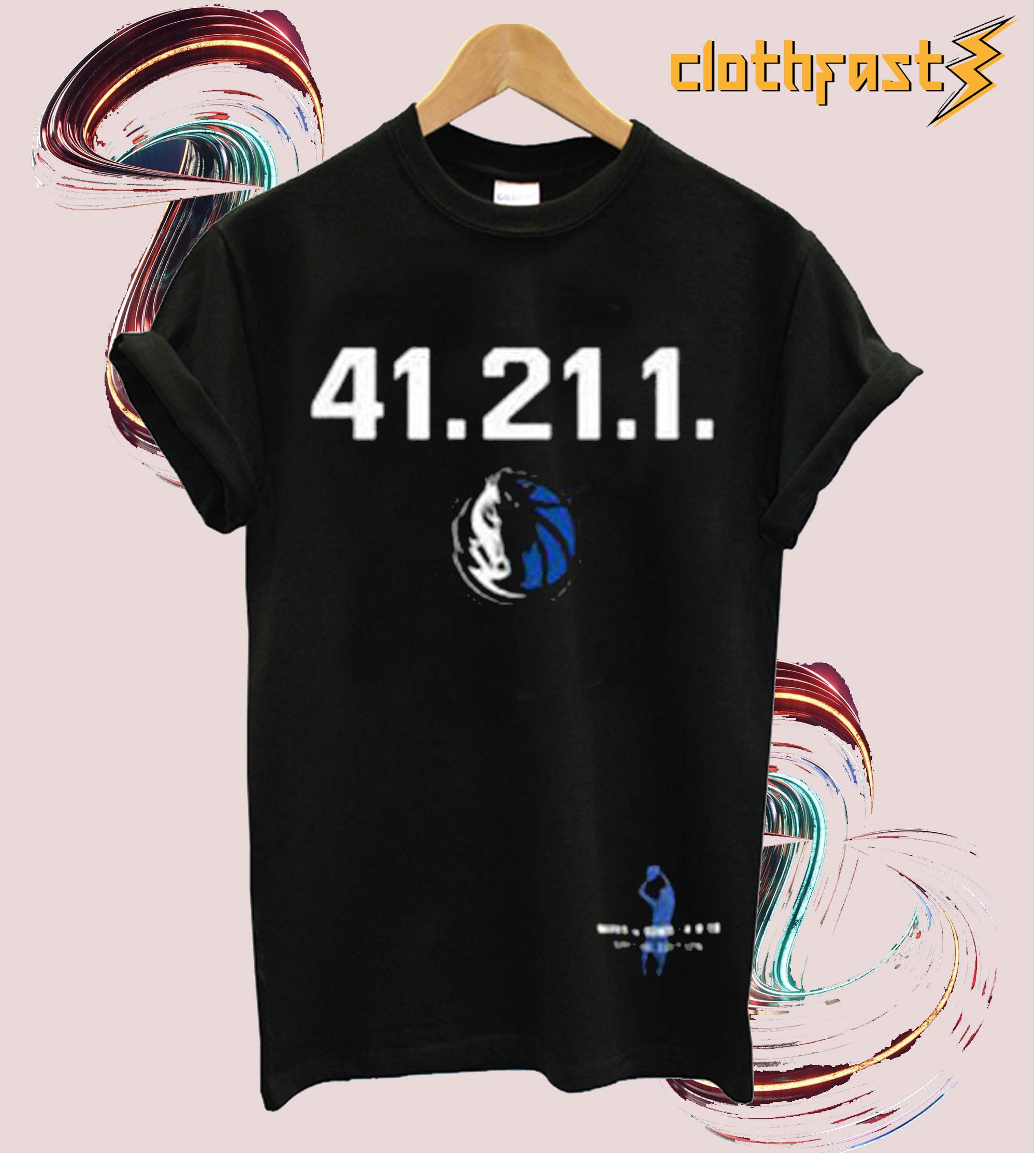 41 21 1 Tshirt