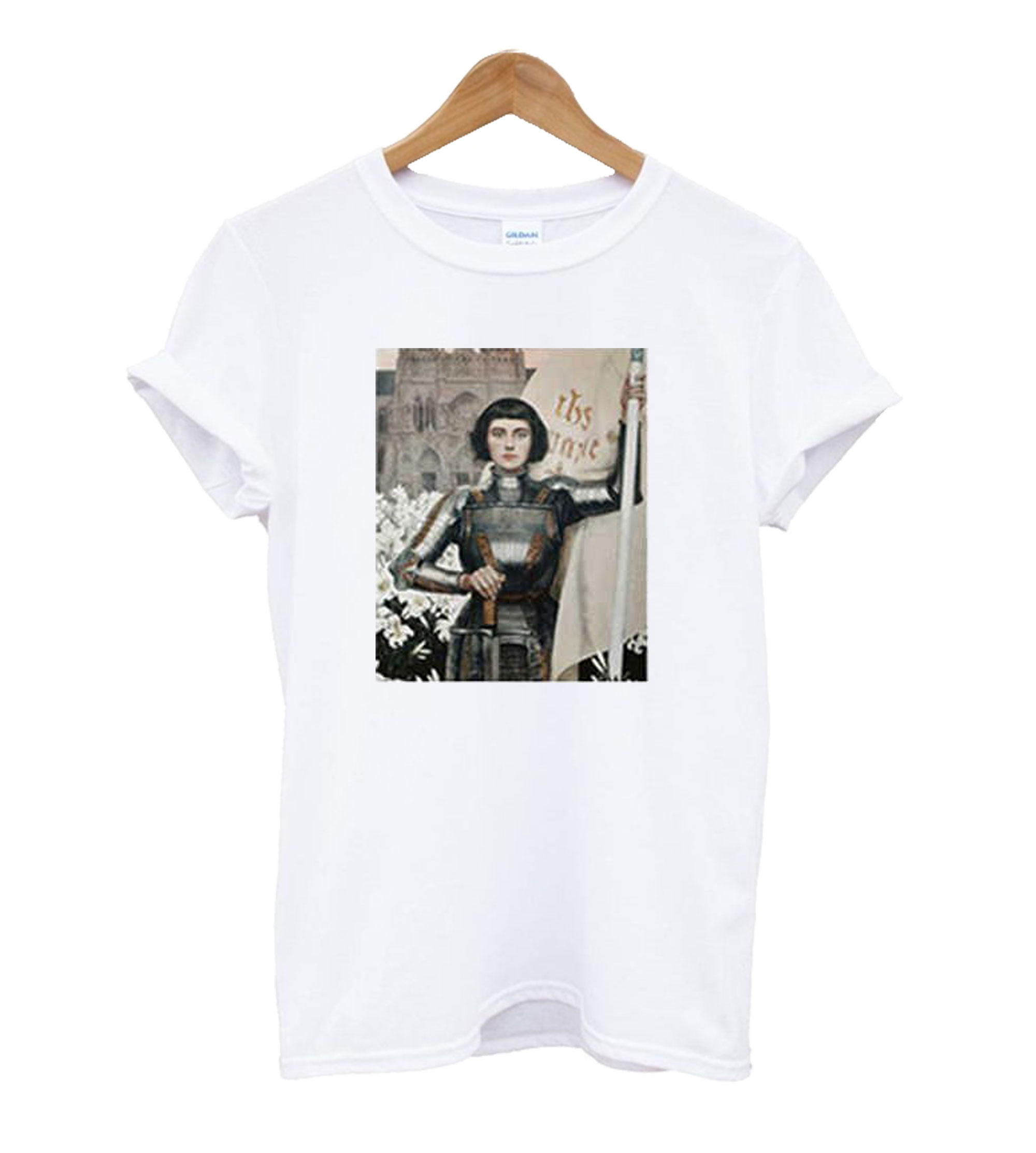 Joan of Arc Zendaya T-Shirt