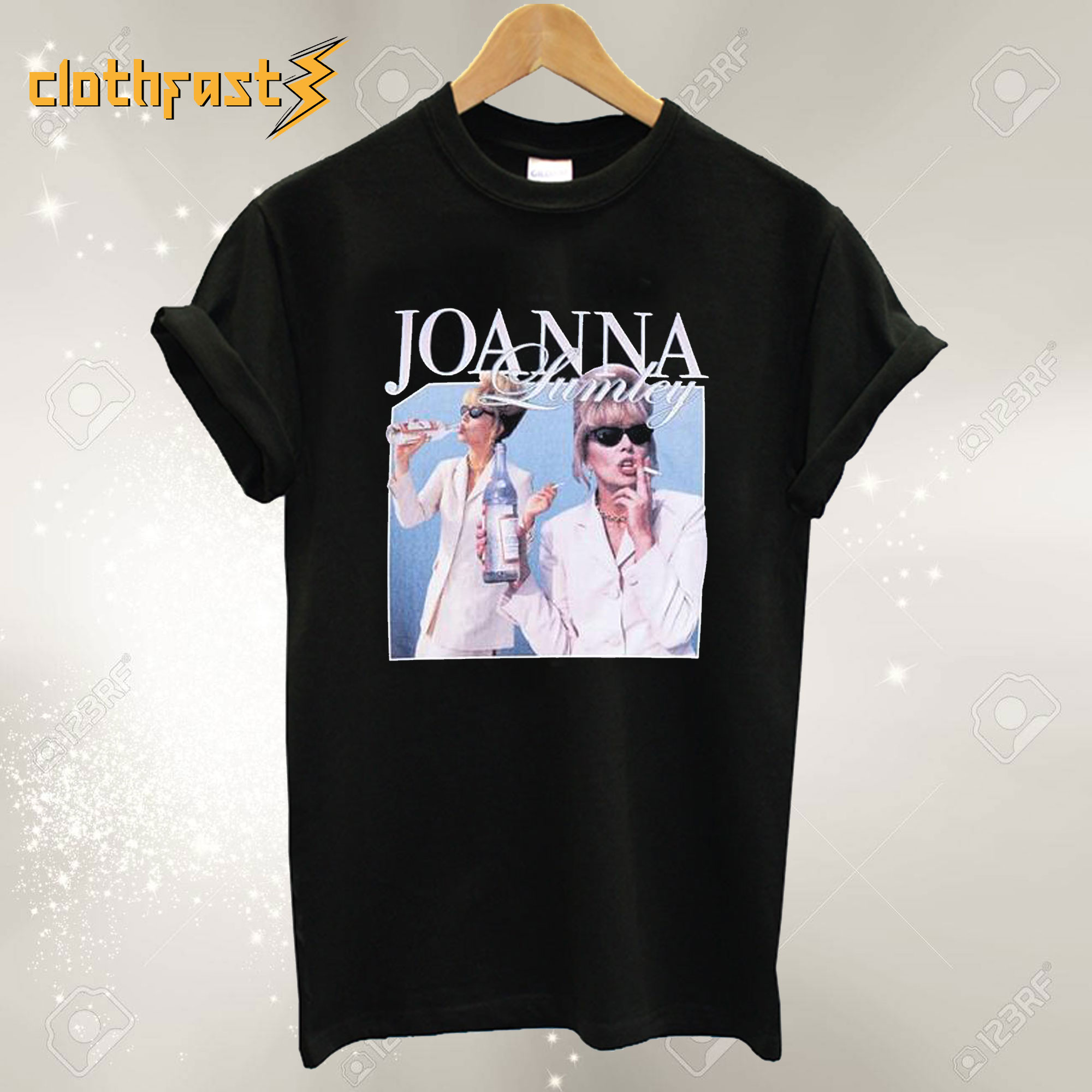 Joanna Lumley T-Shirt