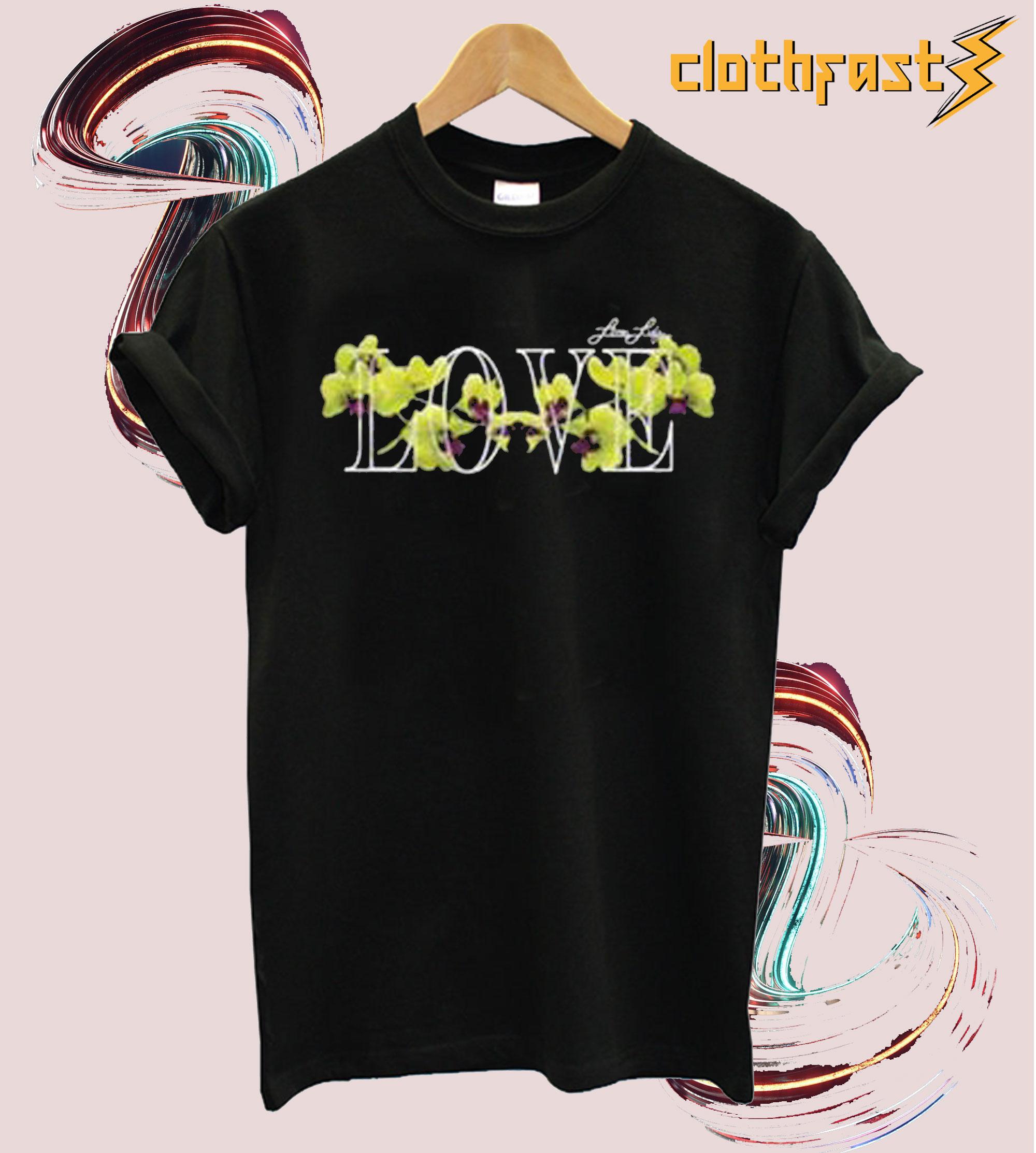 Lovin' Life Orchid wl T-Shirt