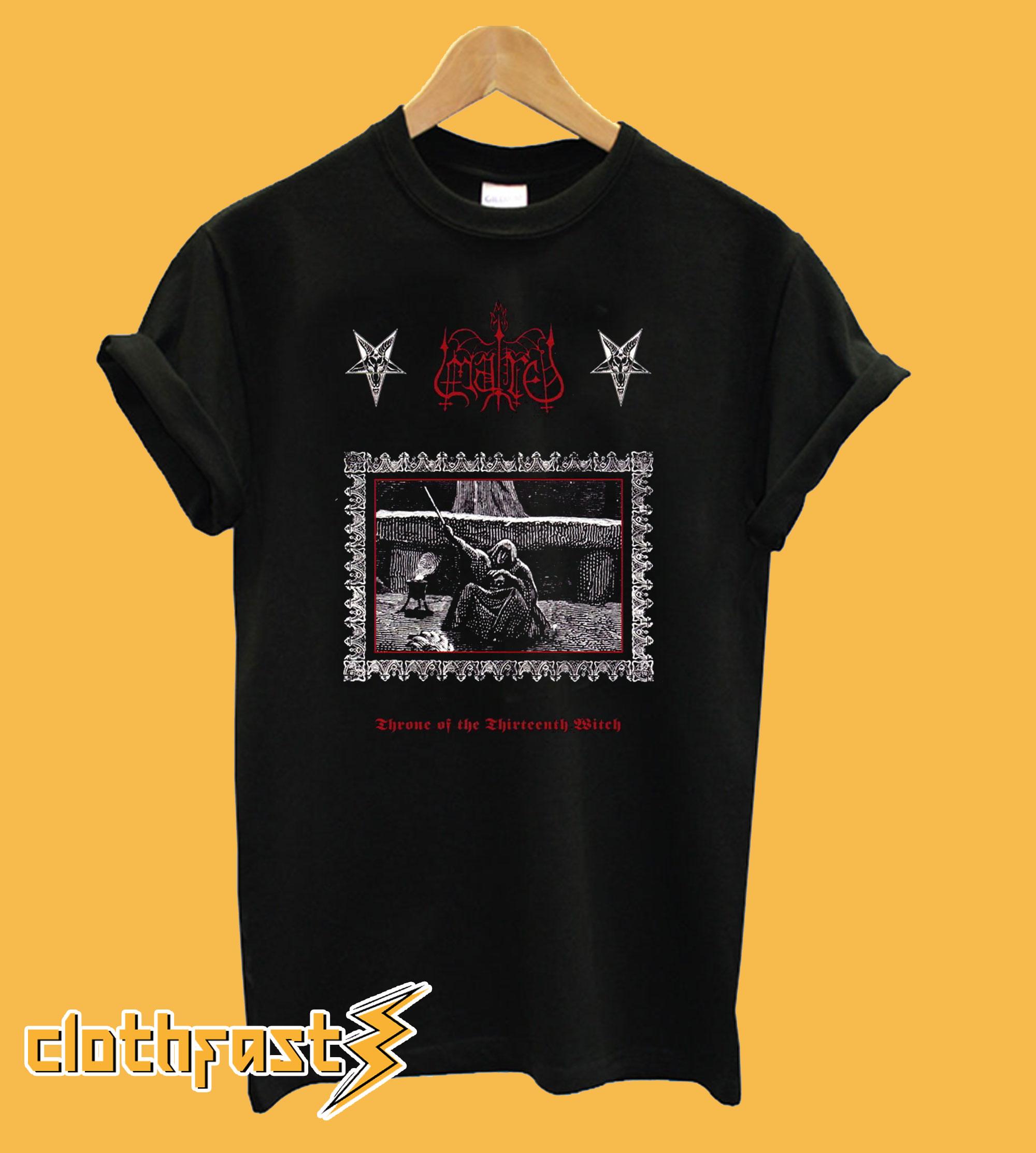 Mare Thirteenth Witch T-shirt