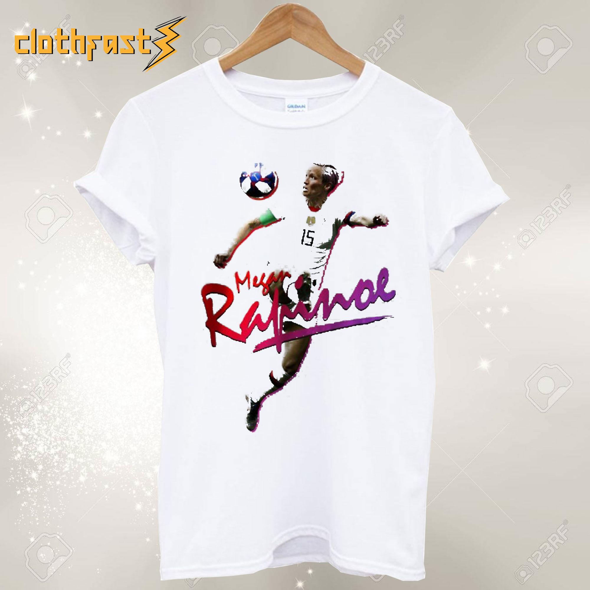 Megan Rapinoe T shirt