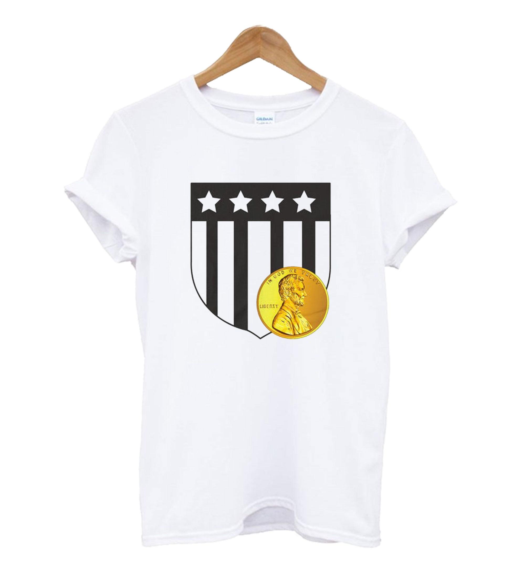 Men's In God We Trust T-Shirt