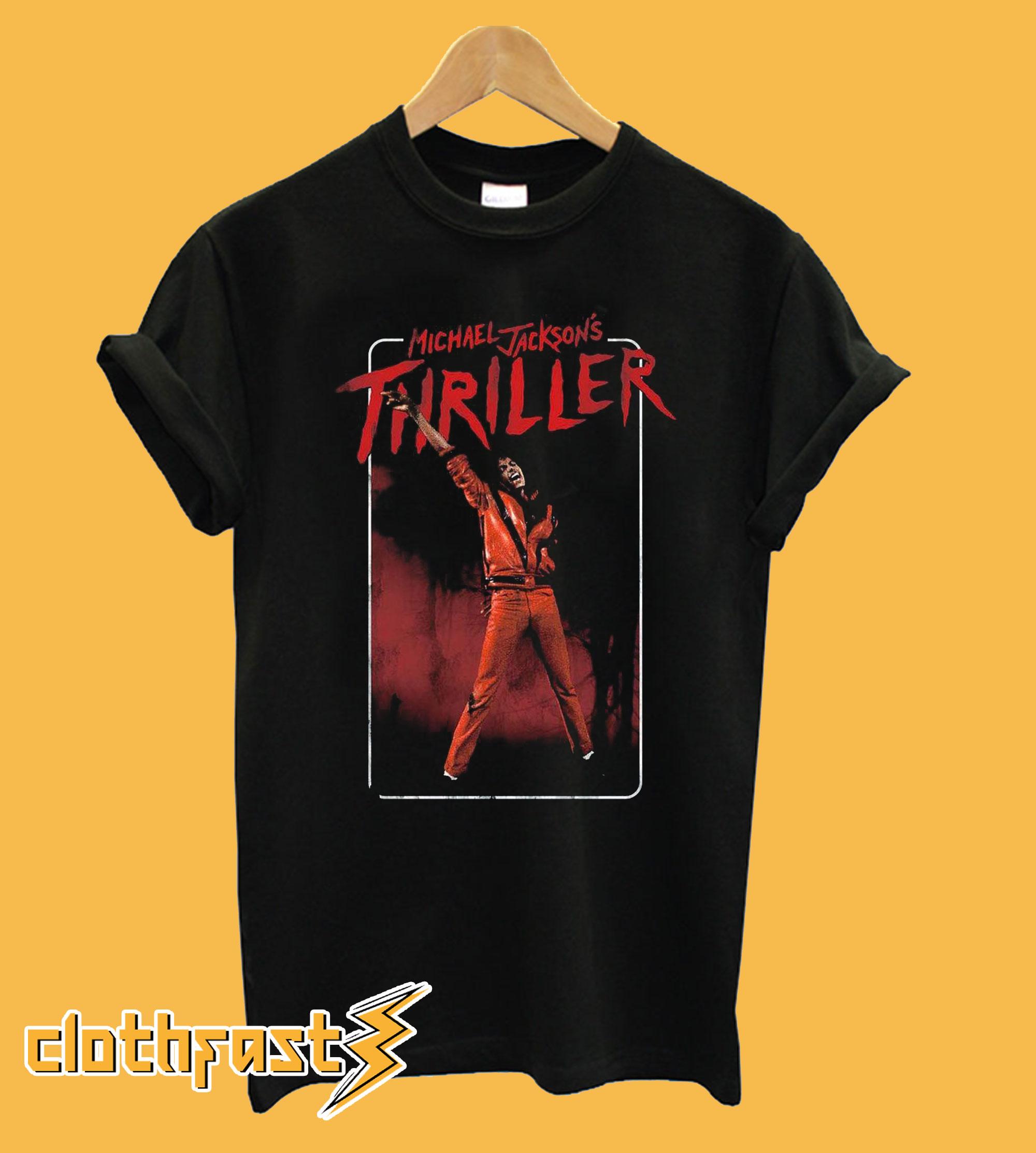 Michael Jackson Thriller T-Shirt