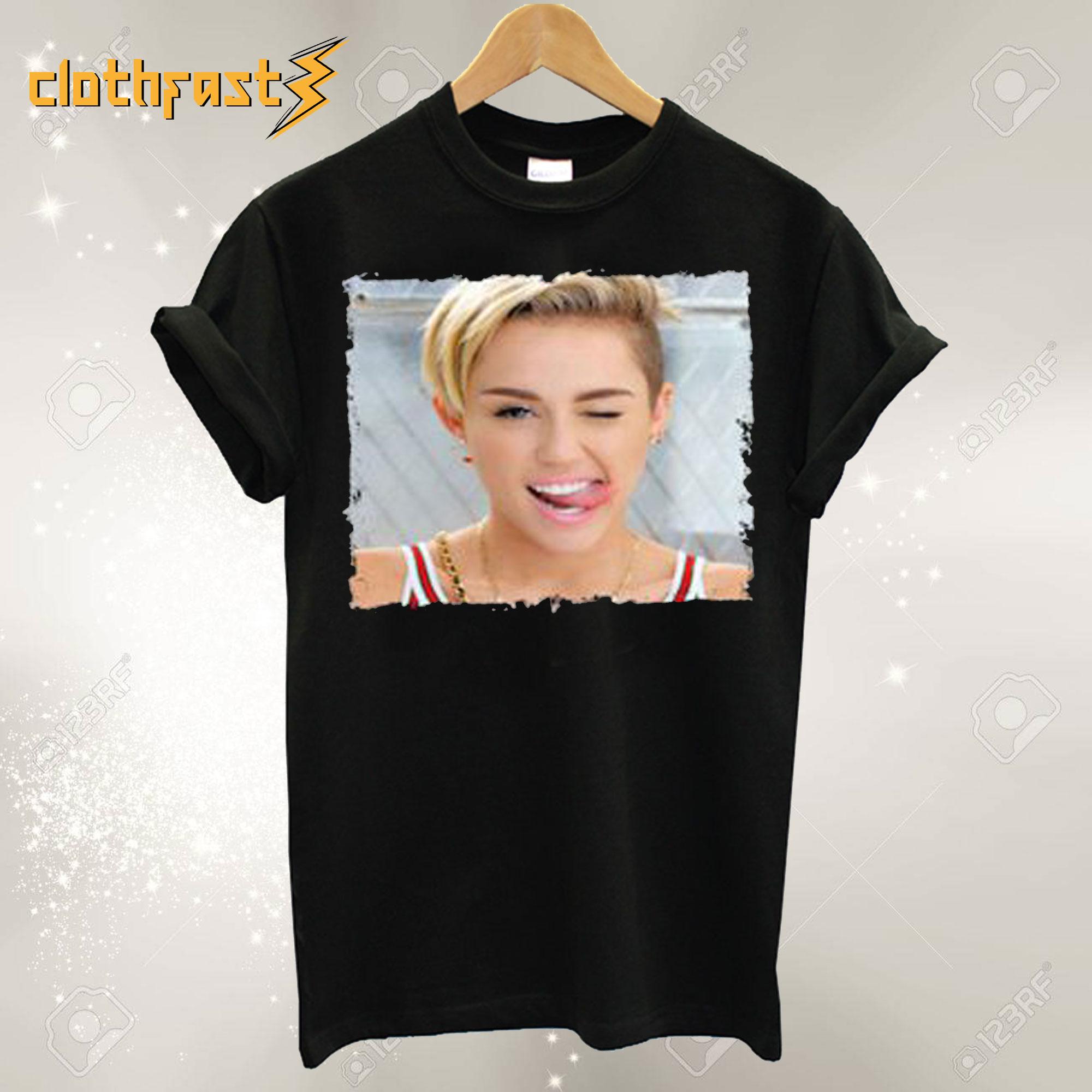 Miley Cyrus New Tshirt