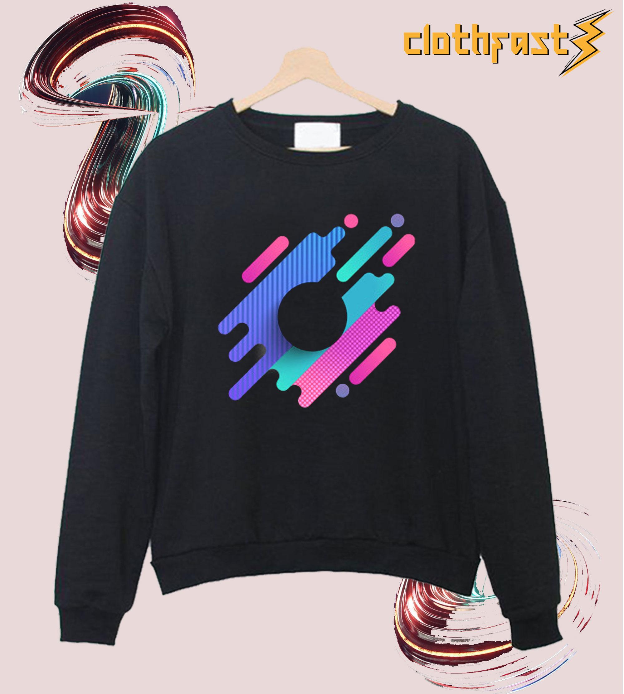 Minimal Flow Crewneck Sweatshirt