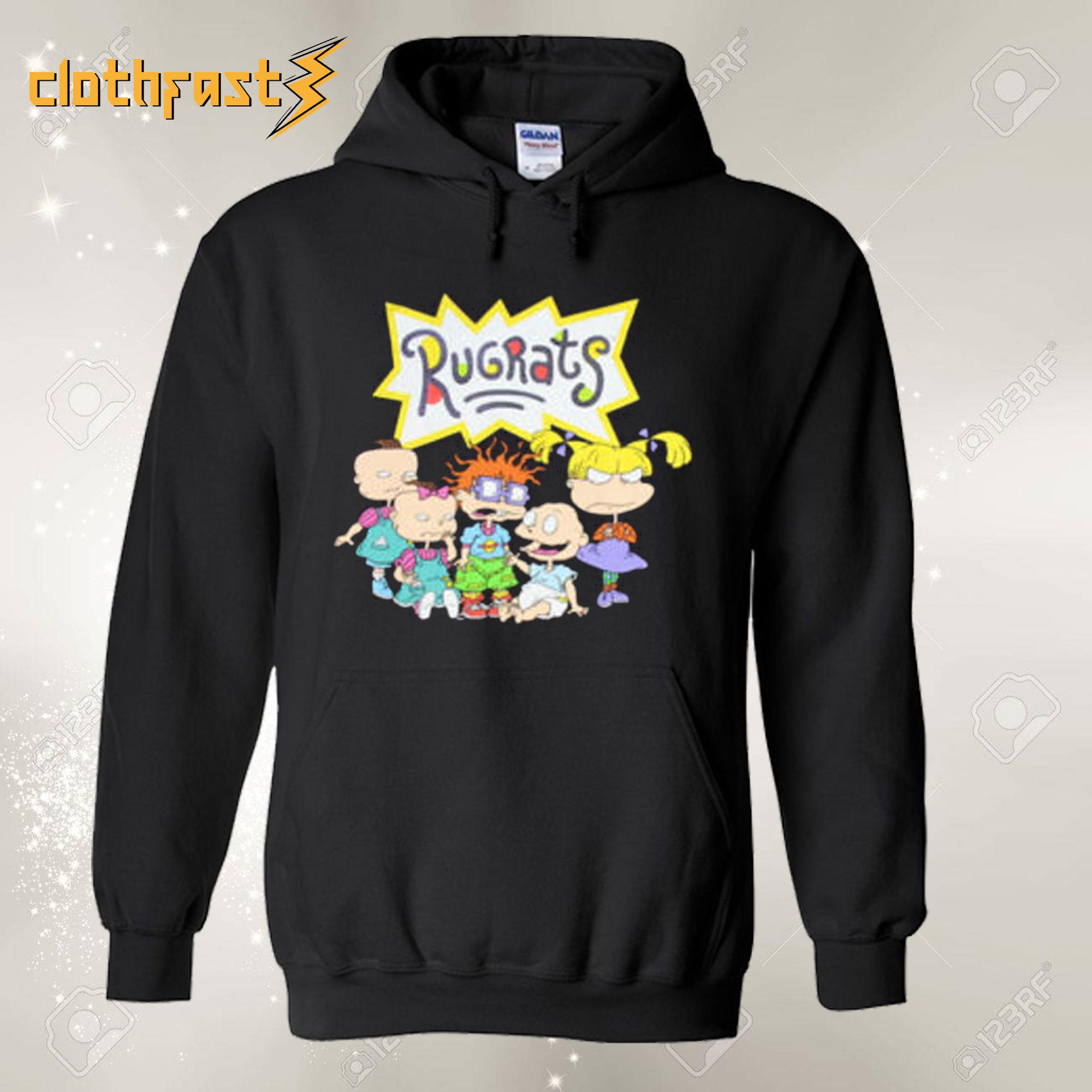 Nickelodeon Men's Rugrats Character Hoodie