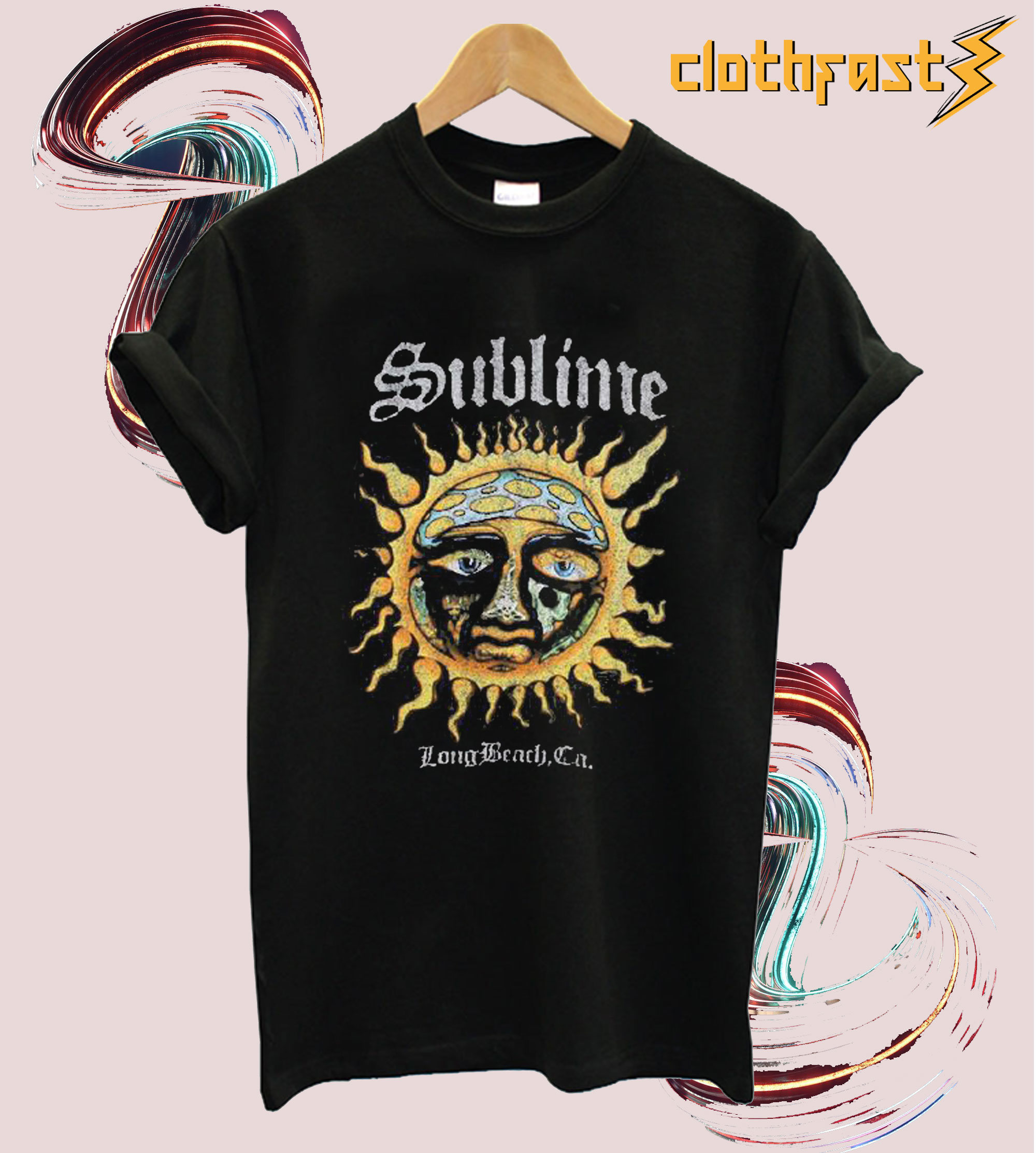 Sublime Long Beach T-Shirt