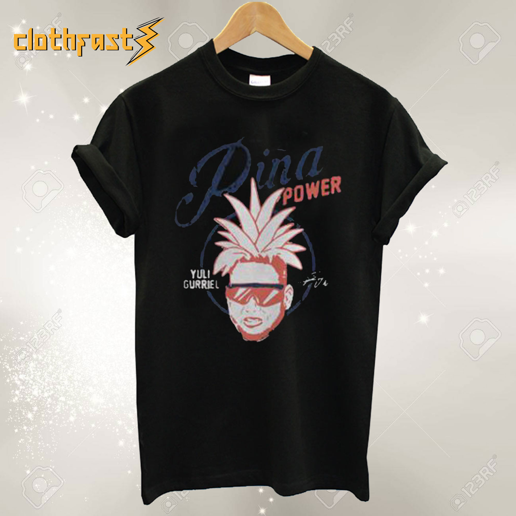 Yuli Gurriel Pina Power T shirt