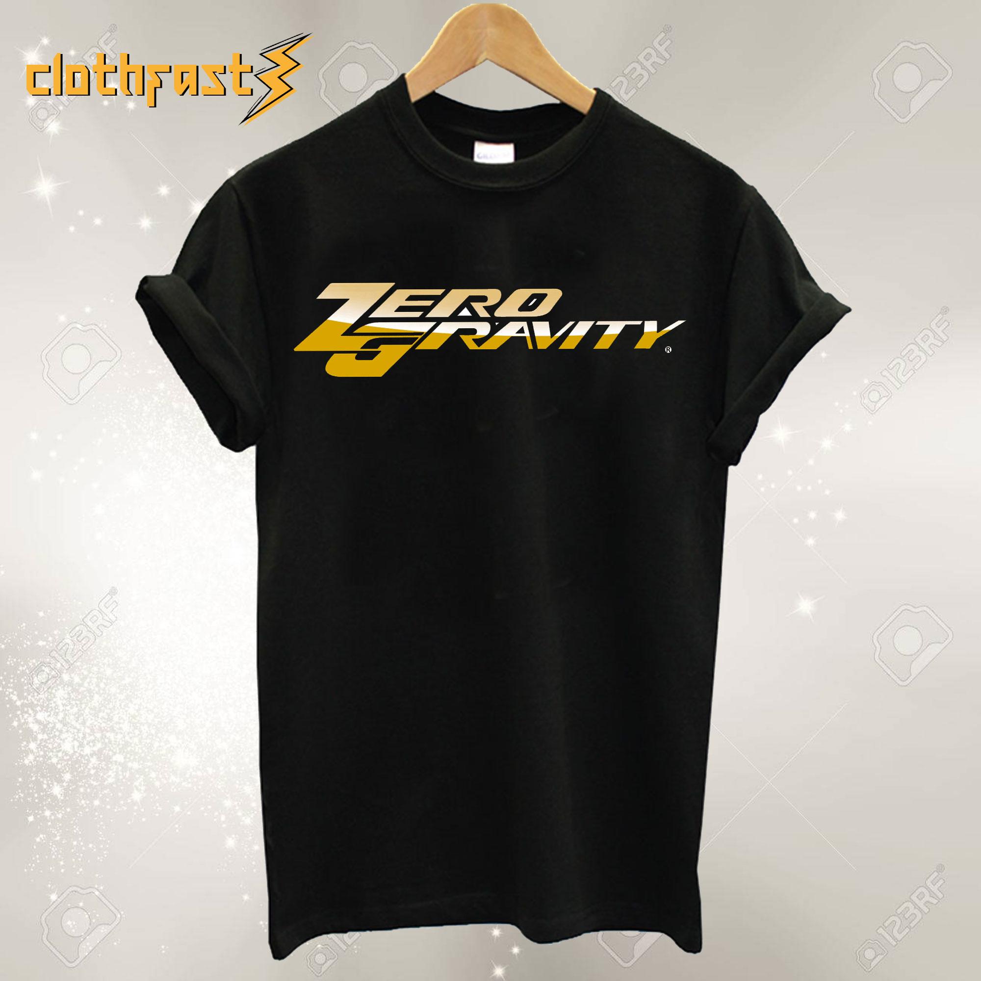 Zero Gravity T shirt