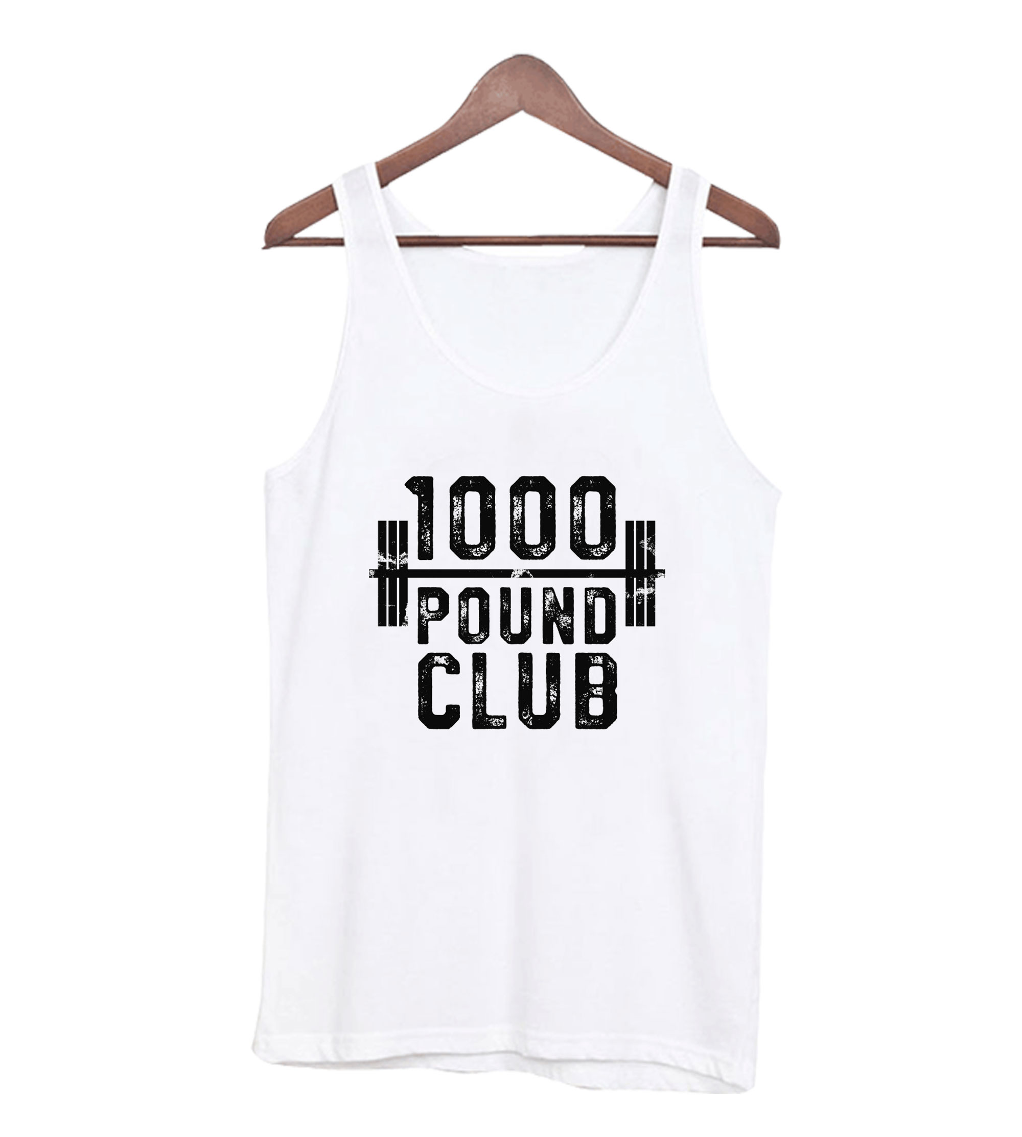 1000 Pound Club Tank Top