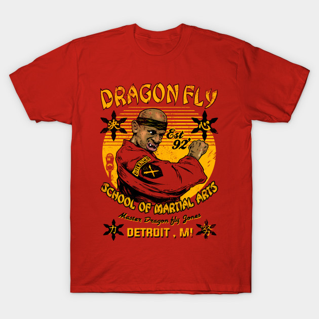 """DRAGON FLY"" T-Shirt"