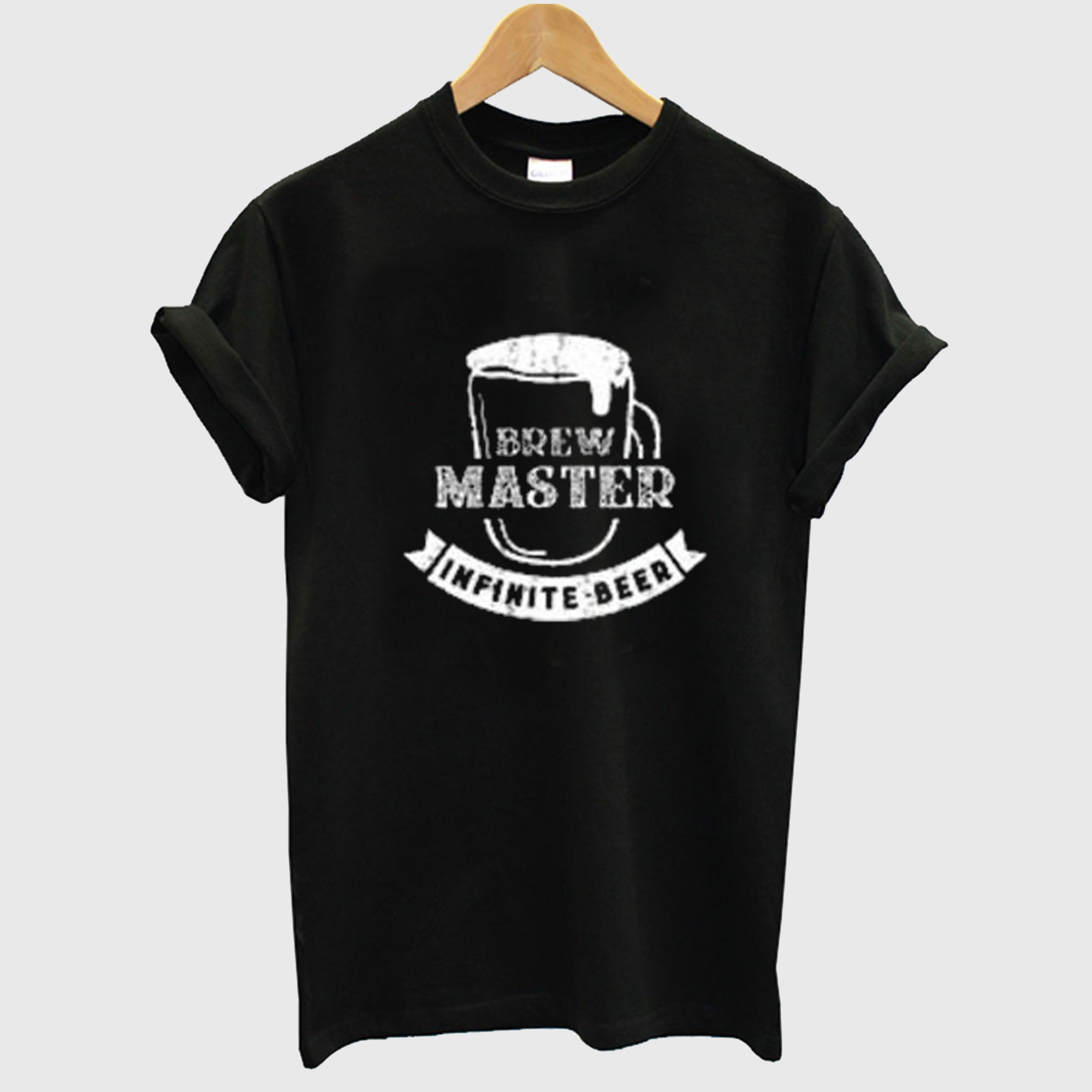 Brew Master Infinite Beer T Shirt