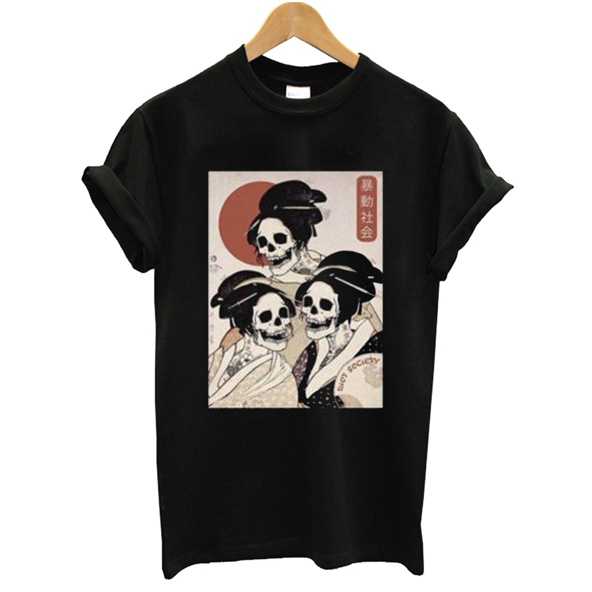 Japanese Girl Gang T-Shirt