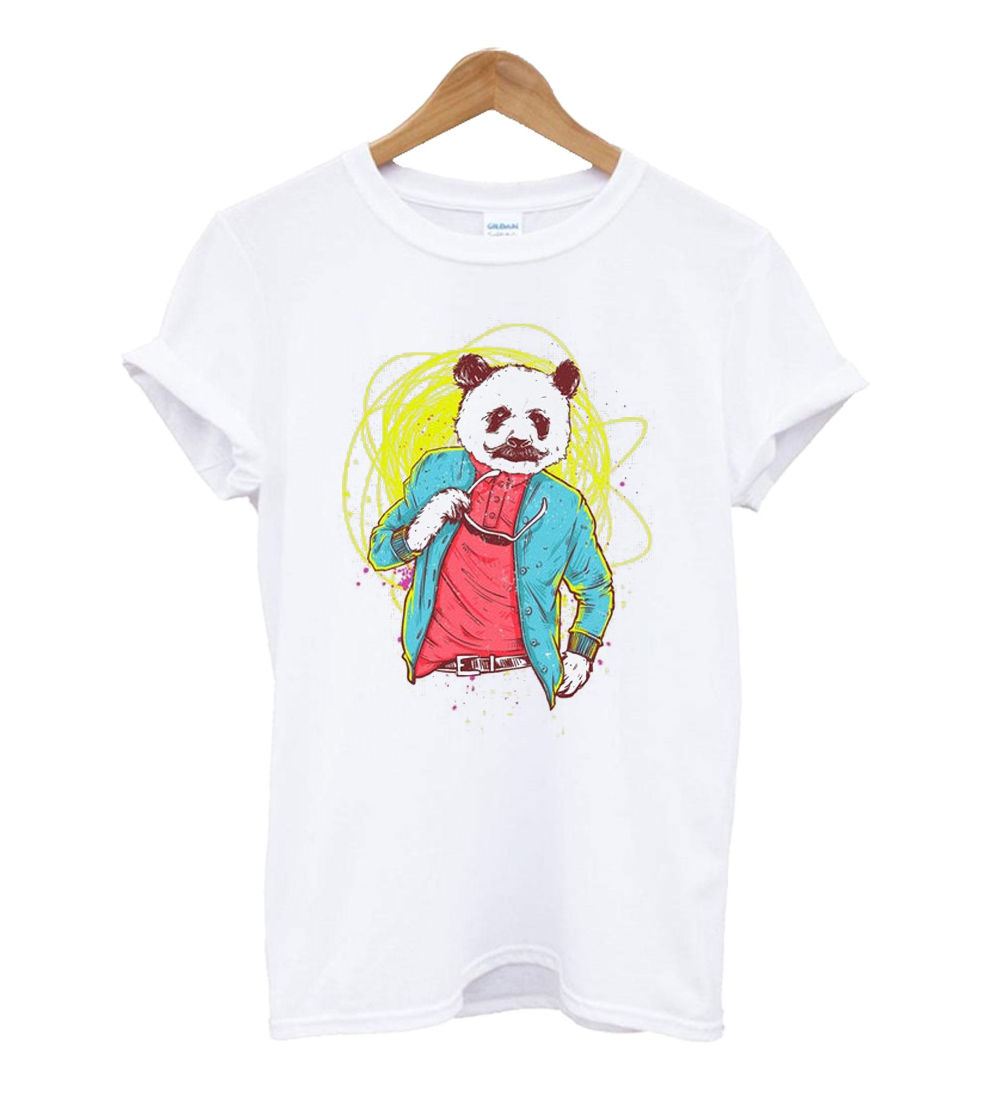Panda Guy T-Shirt