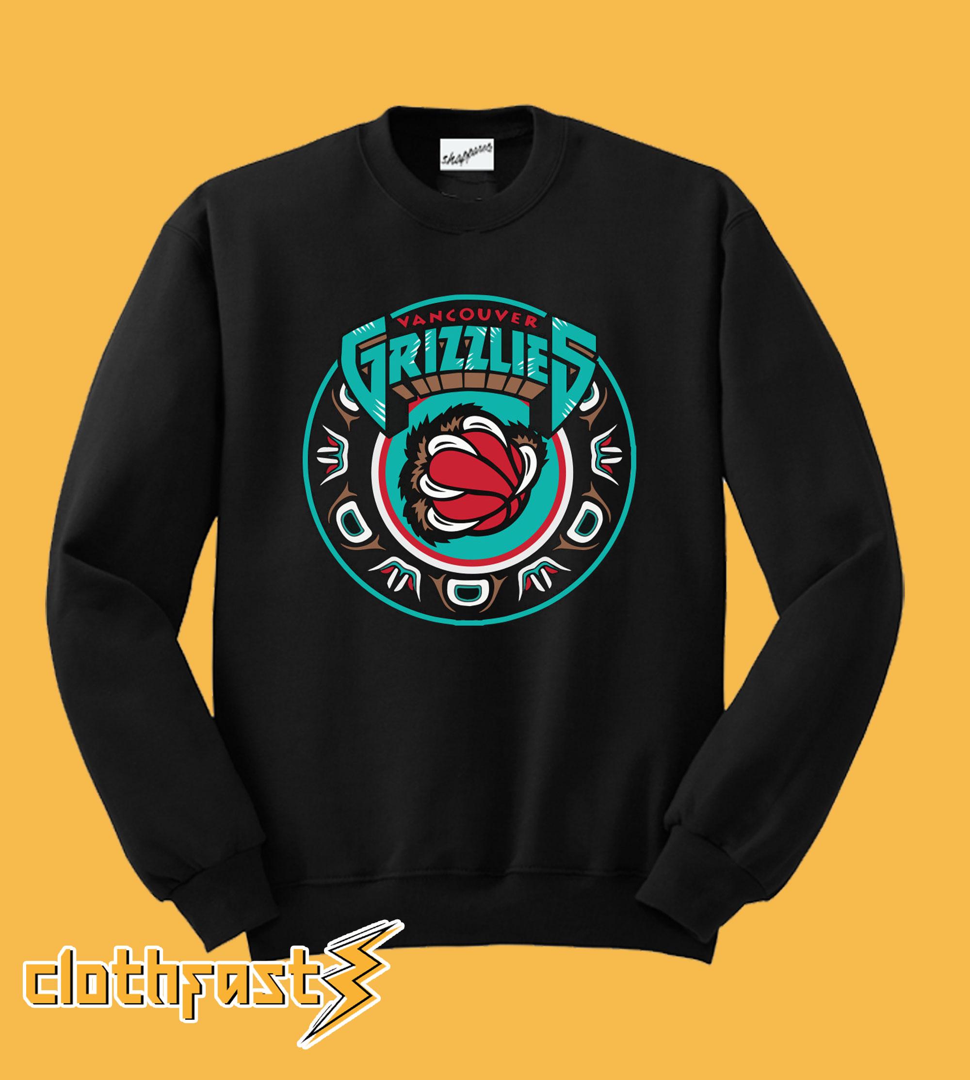 Vancouver Grizzlies Sweatshirt