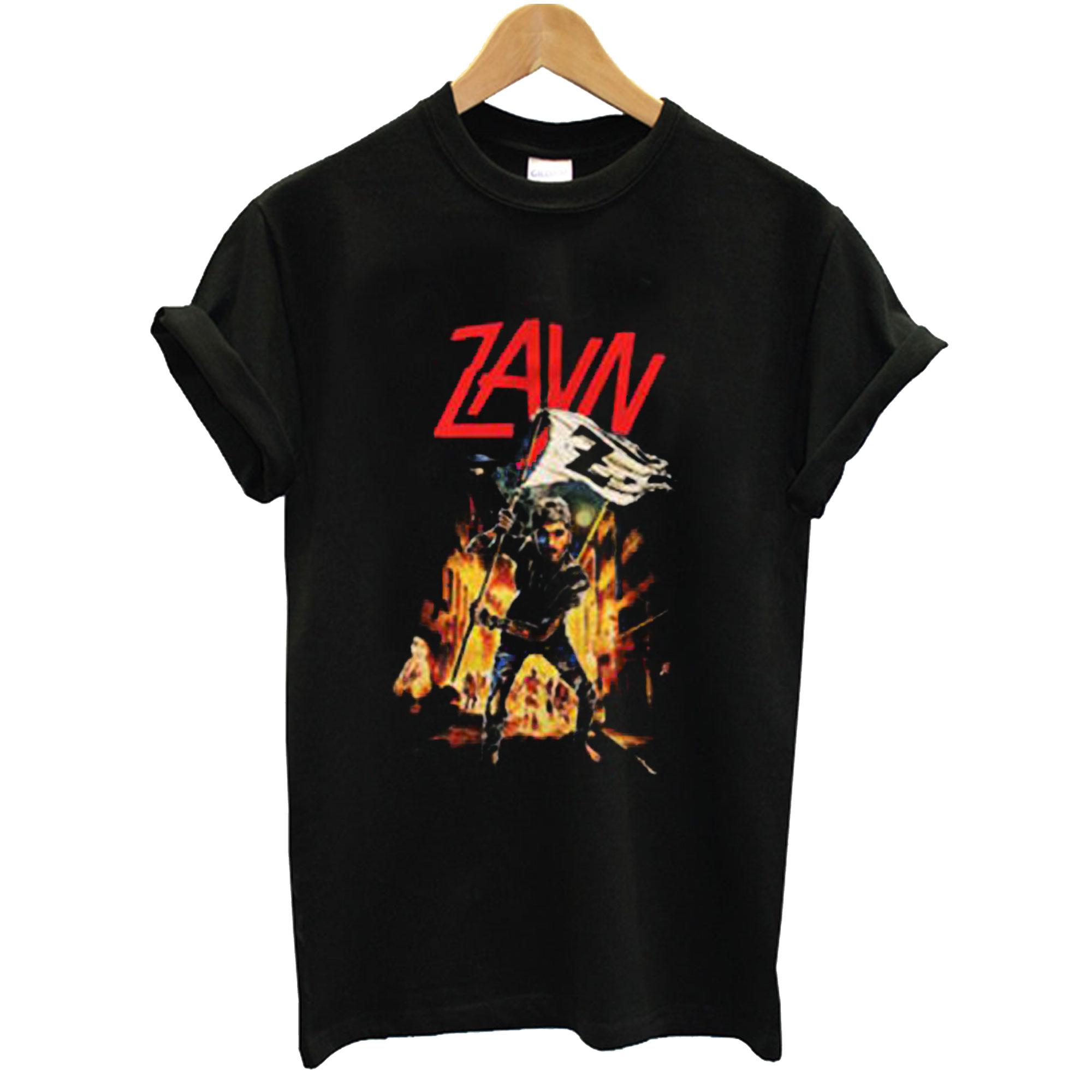 Zayn Malik Zombies Slayer T-Shirt