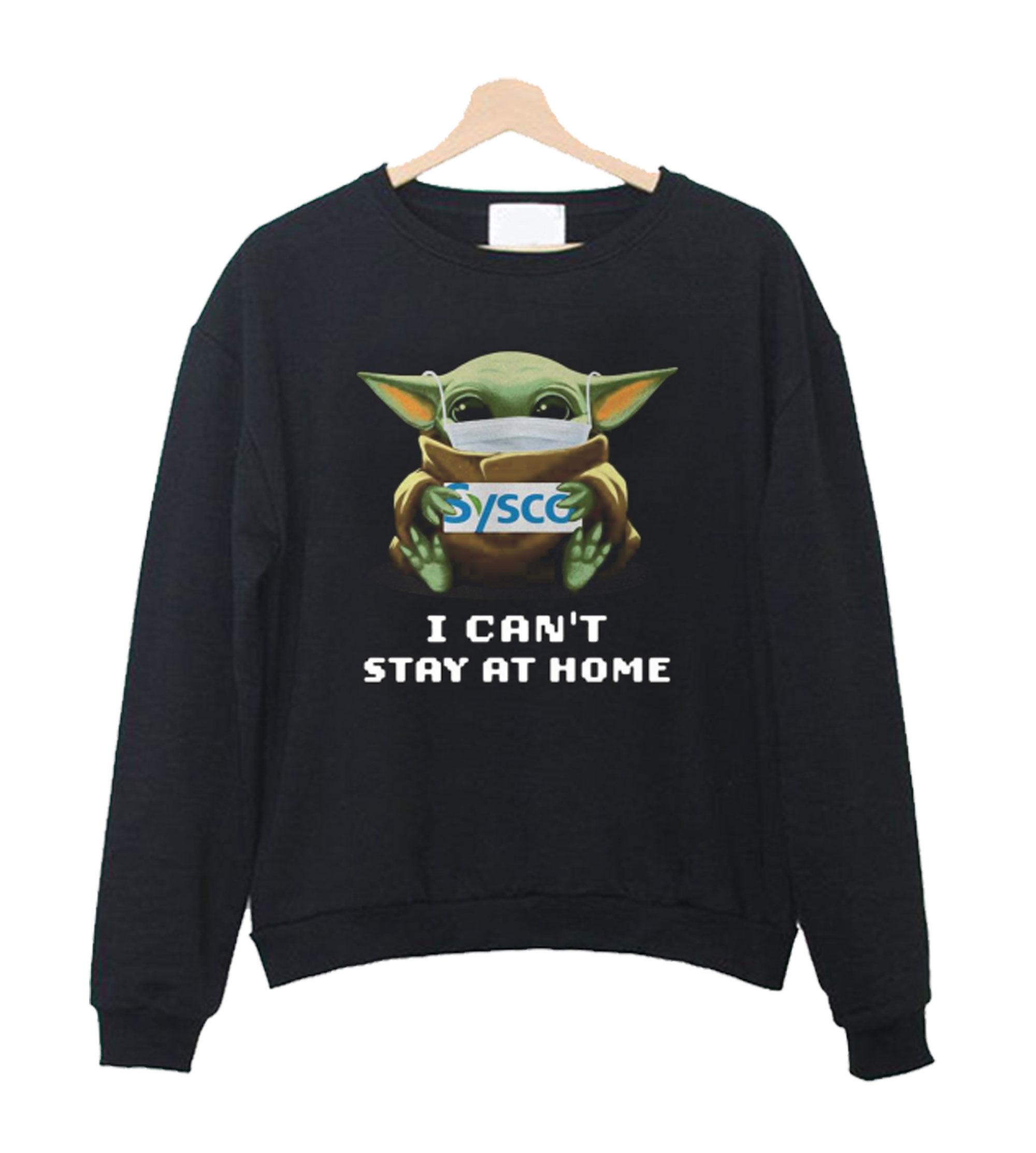 Baby Yoda Sweatshirt