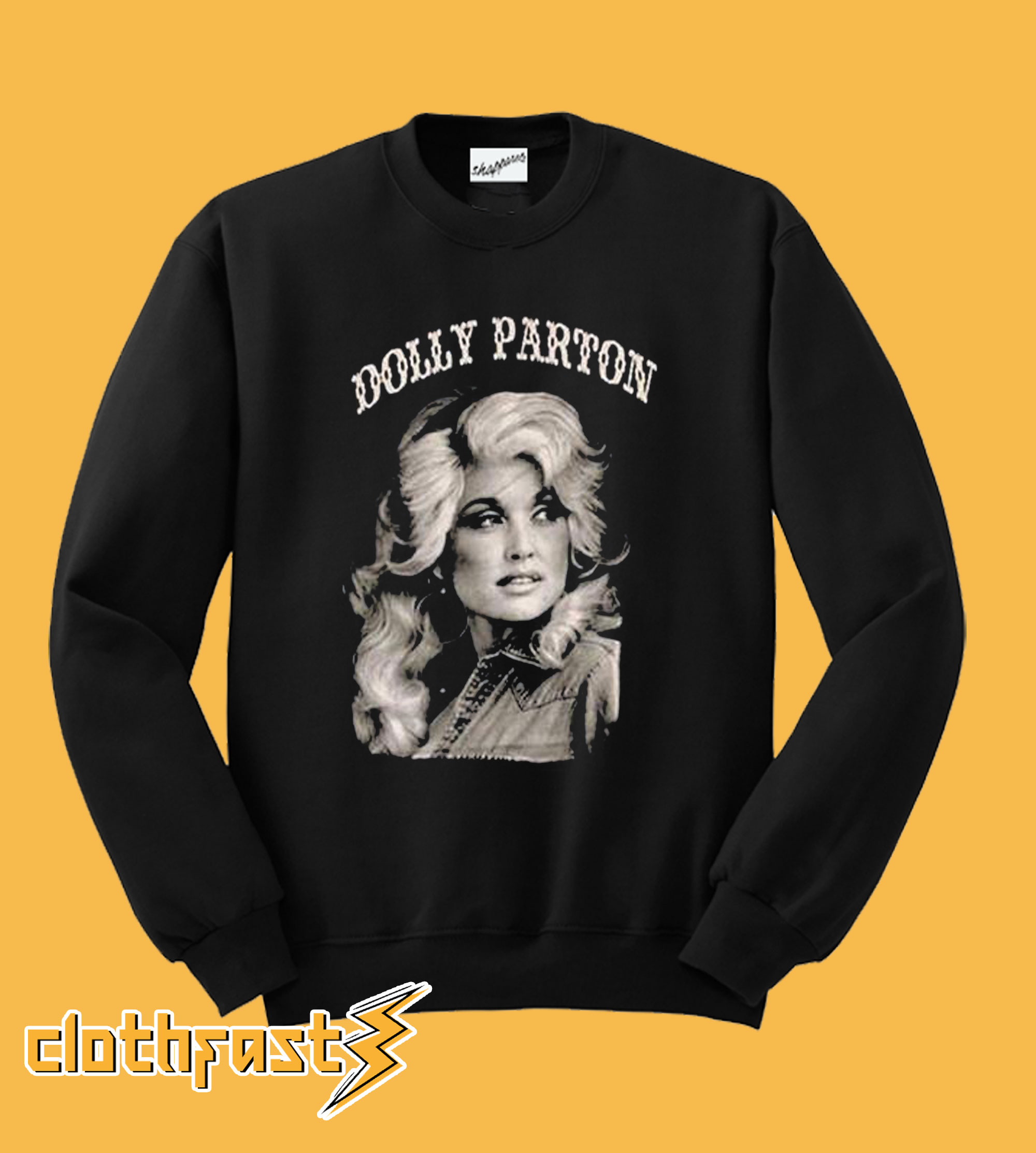 Dolly parton Sweatshirt