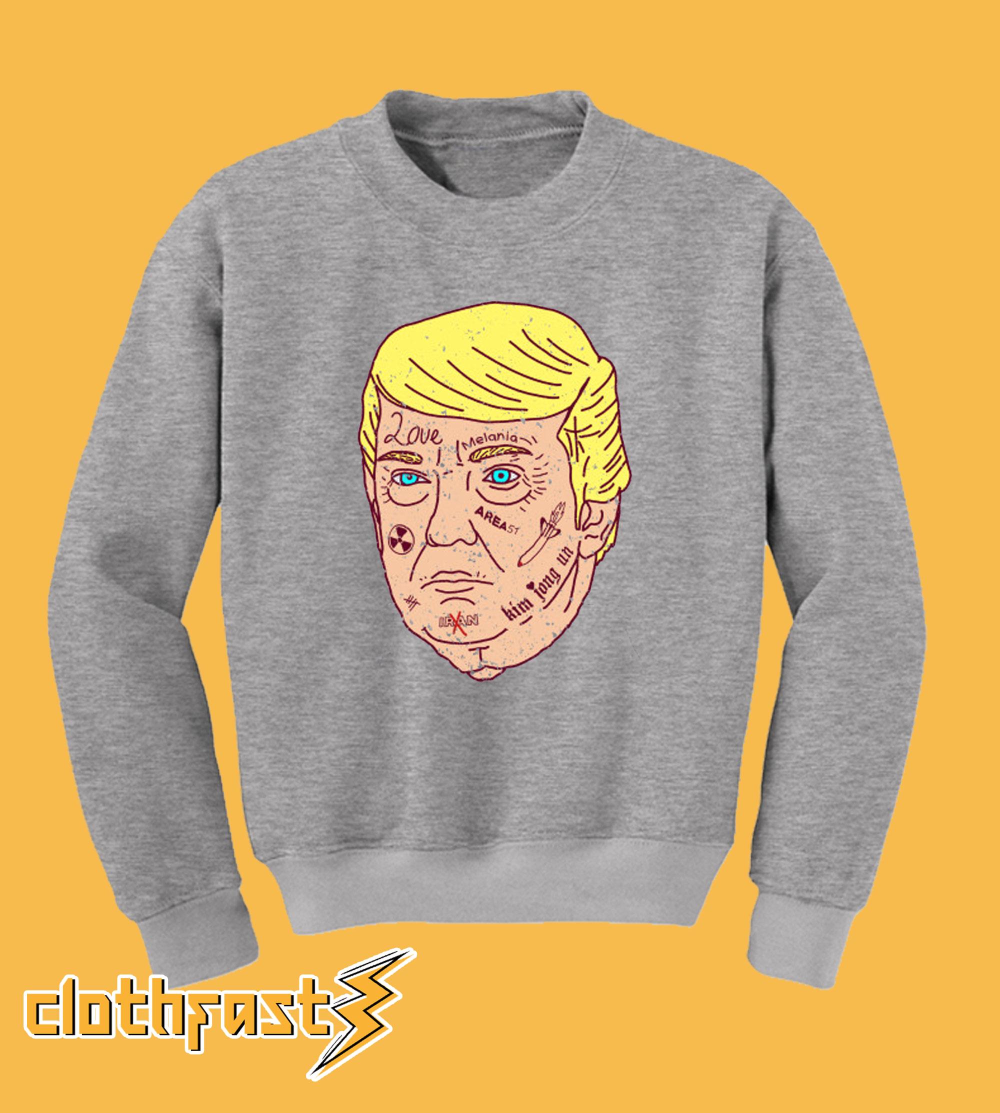 Donald Trump Sweatshirt