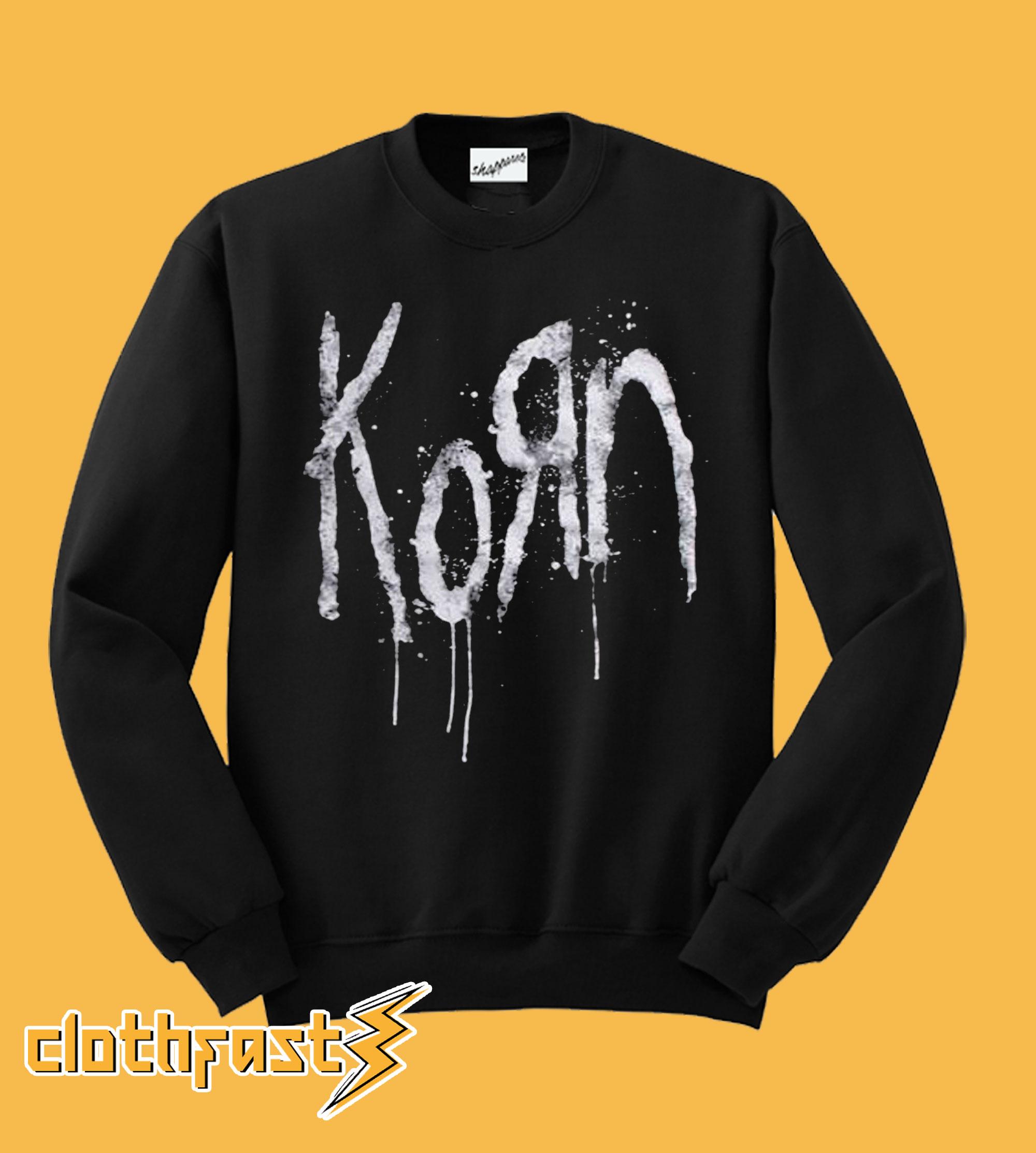 Korn Still A Freak Sweatshirt