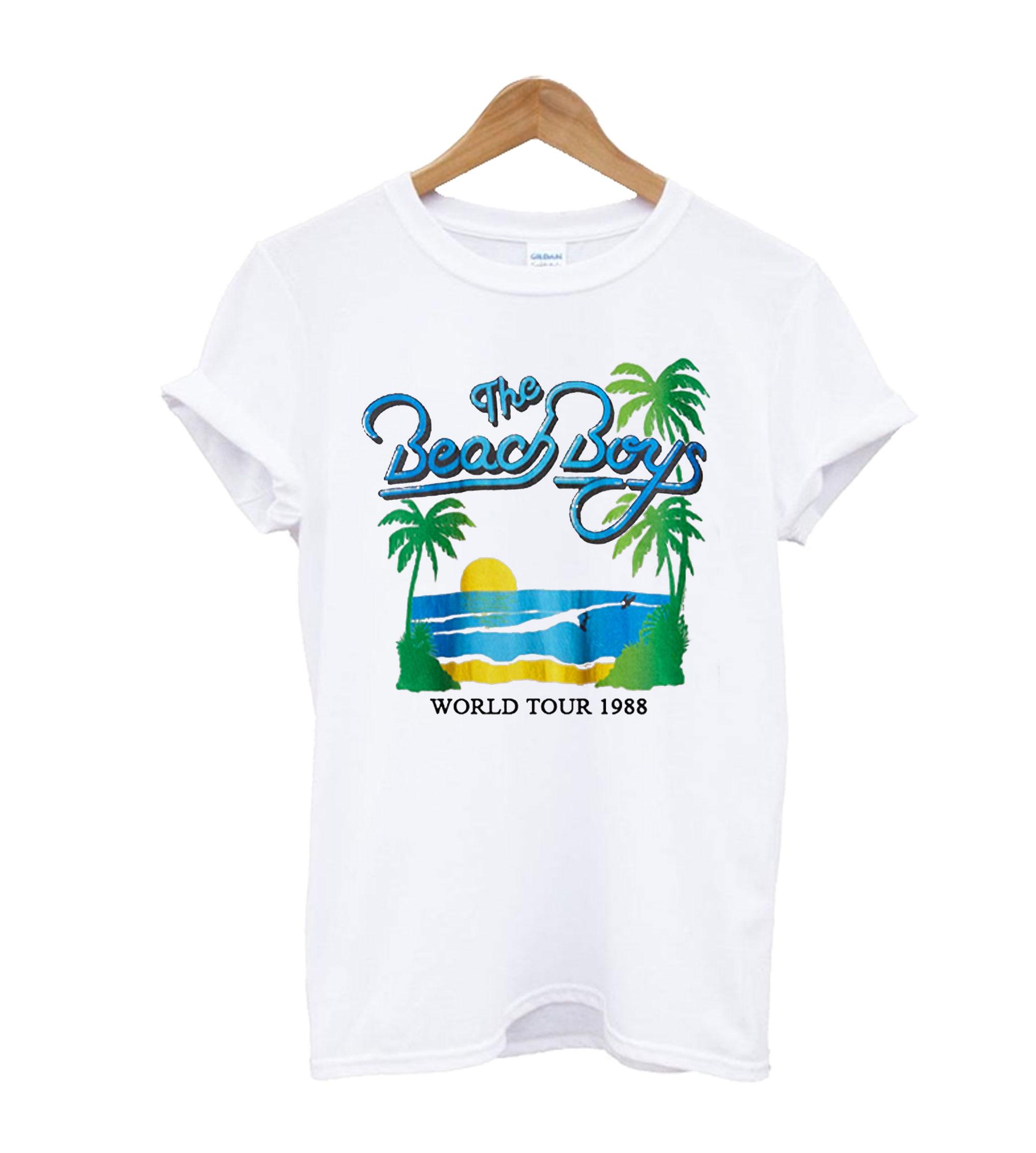 Vintage Beach Boys T shirt