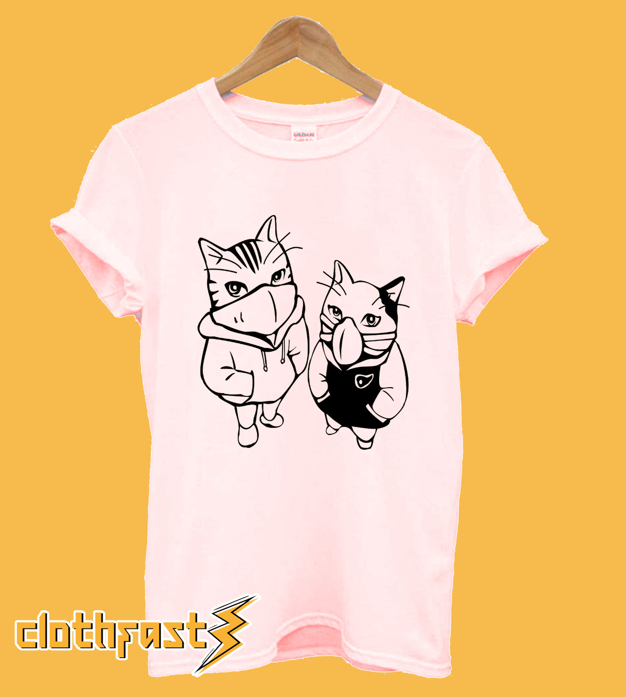 114 Cat Lover T-Shirt