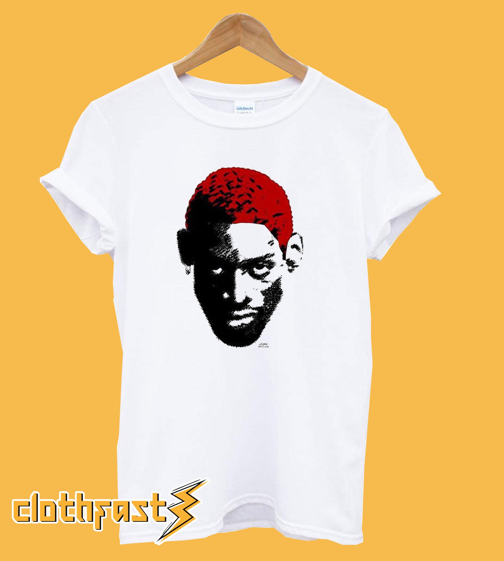 Dennis Rodman T-Shirt