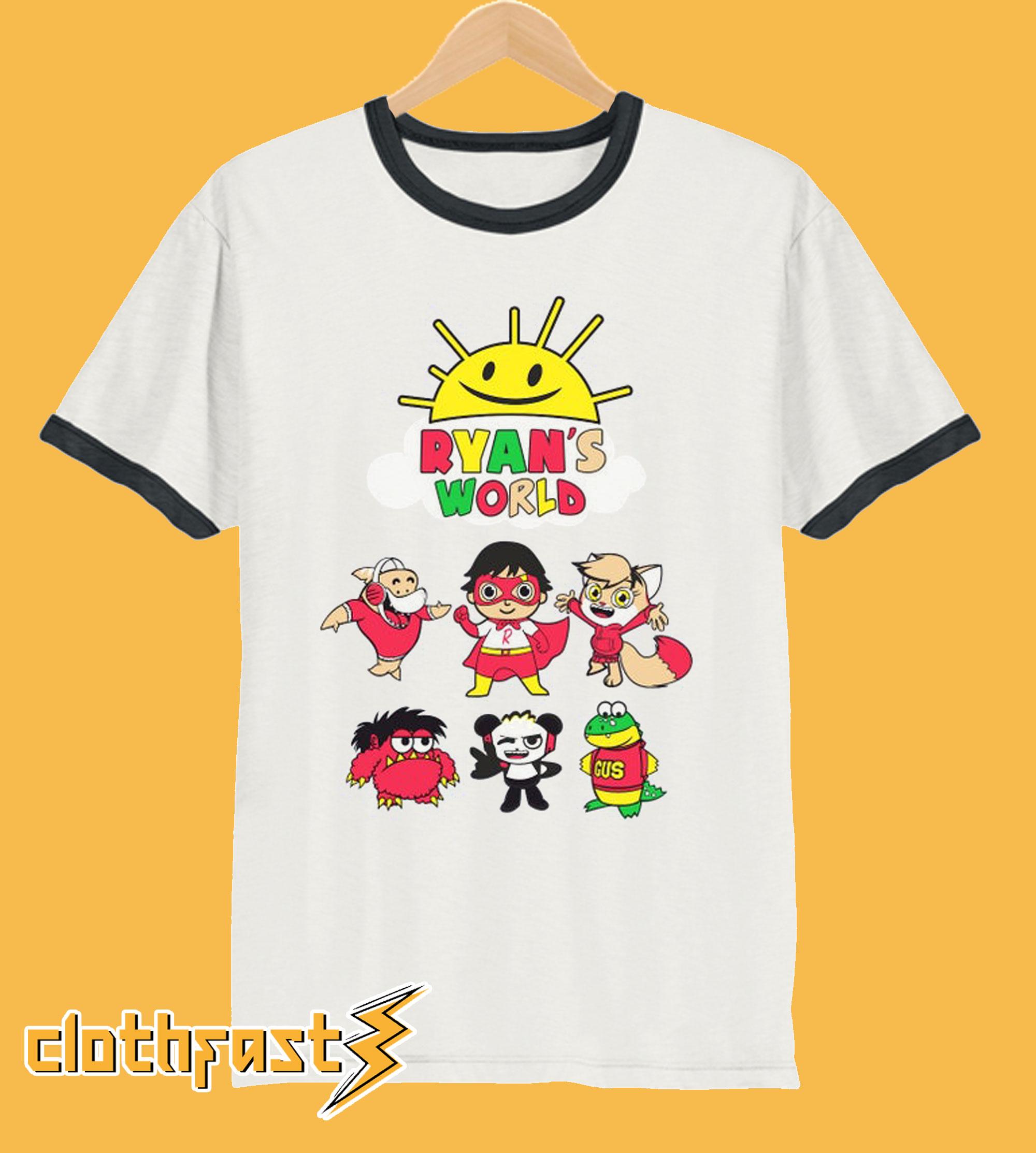 Ryans World Toys Review Kids T-Shirt