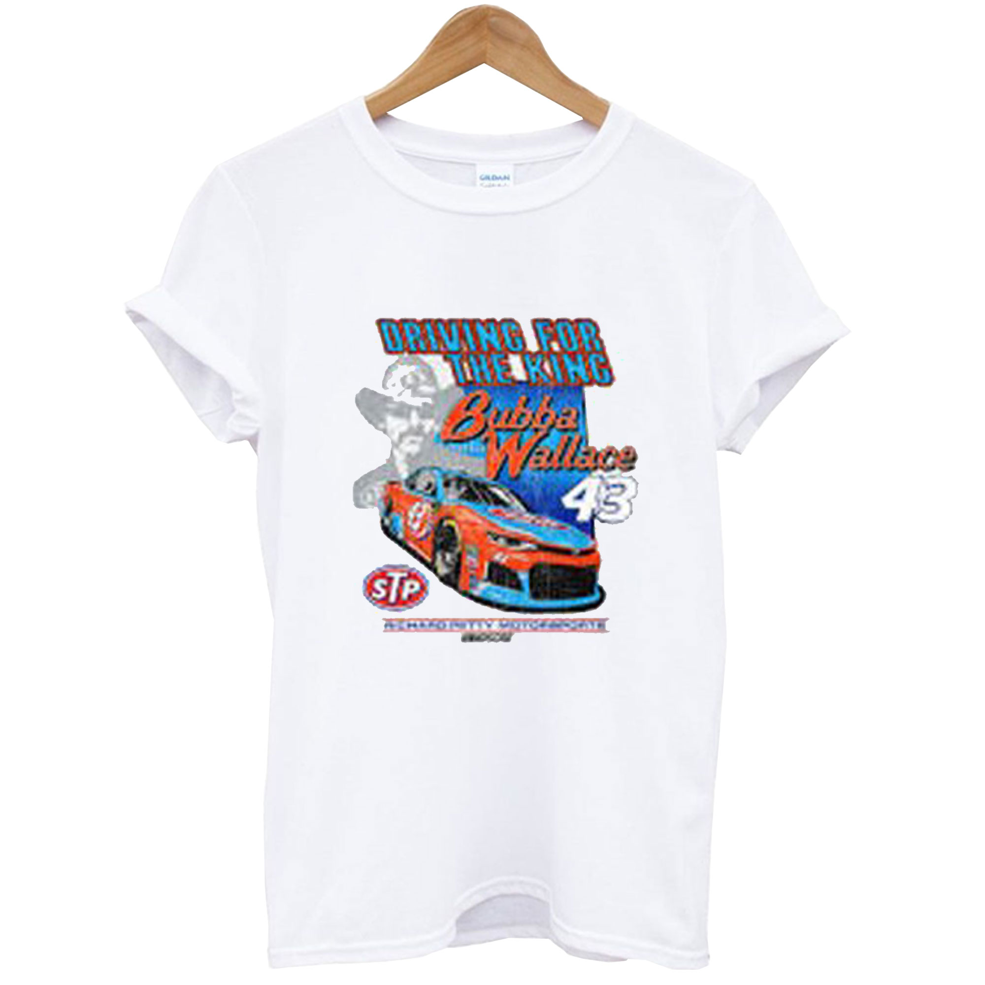 bubba wallace t shirt