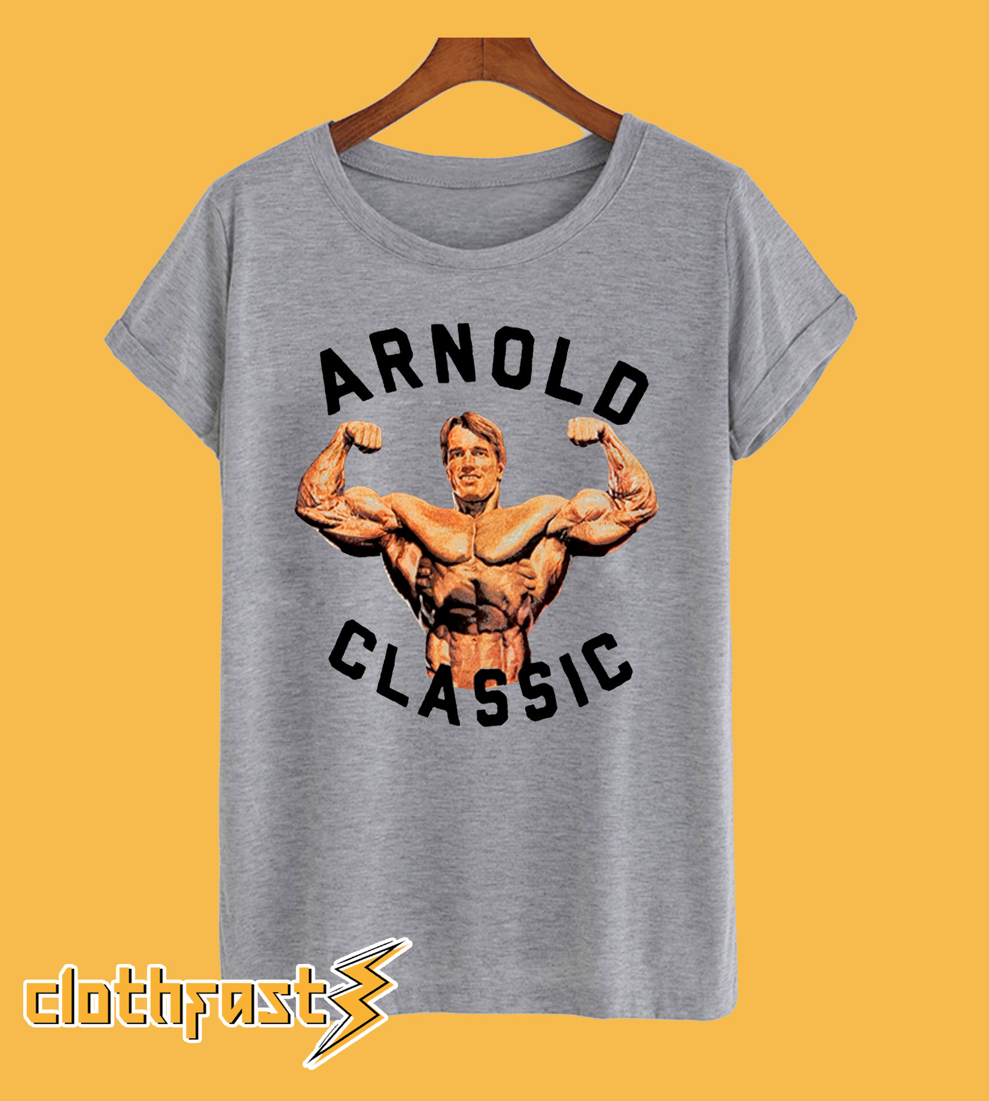 Homage Arnold Classic Columbus T Shirt