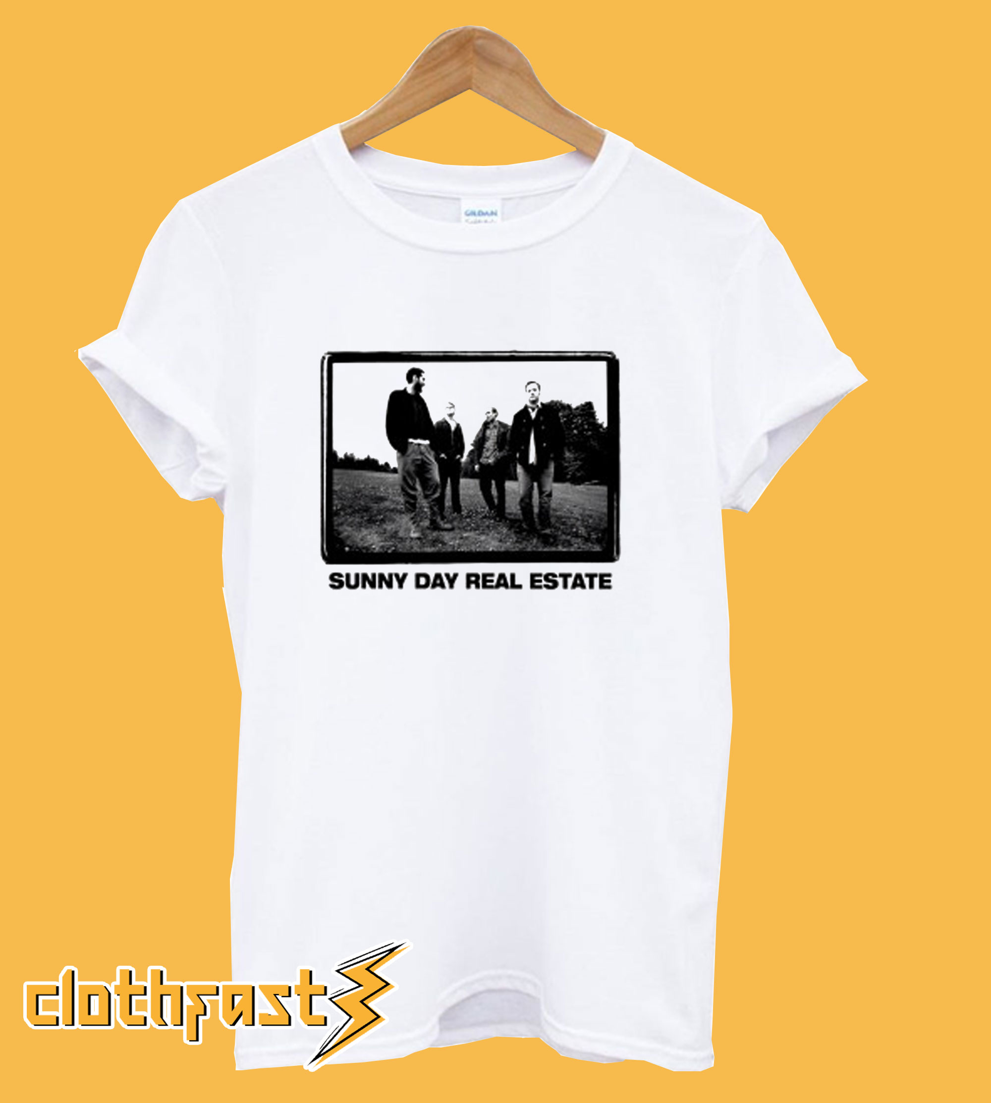 Sunny Day Real Estate T shirt
