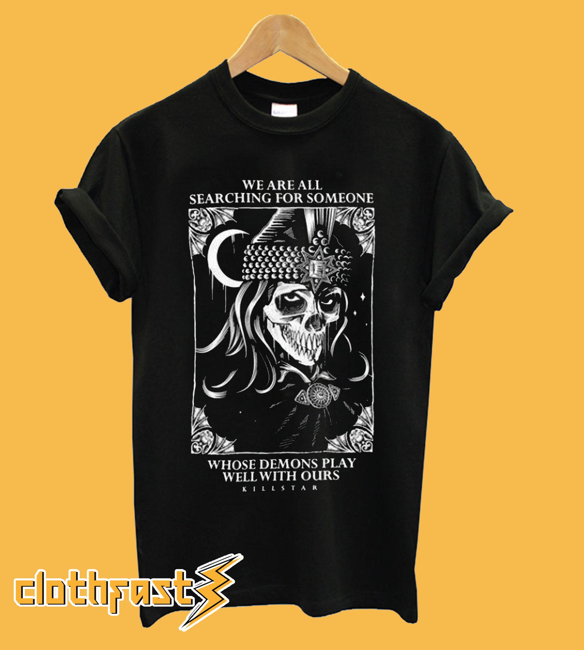 KILLSTAR Vlad T-Shirt