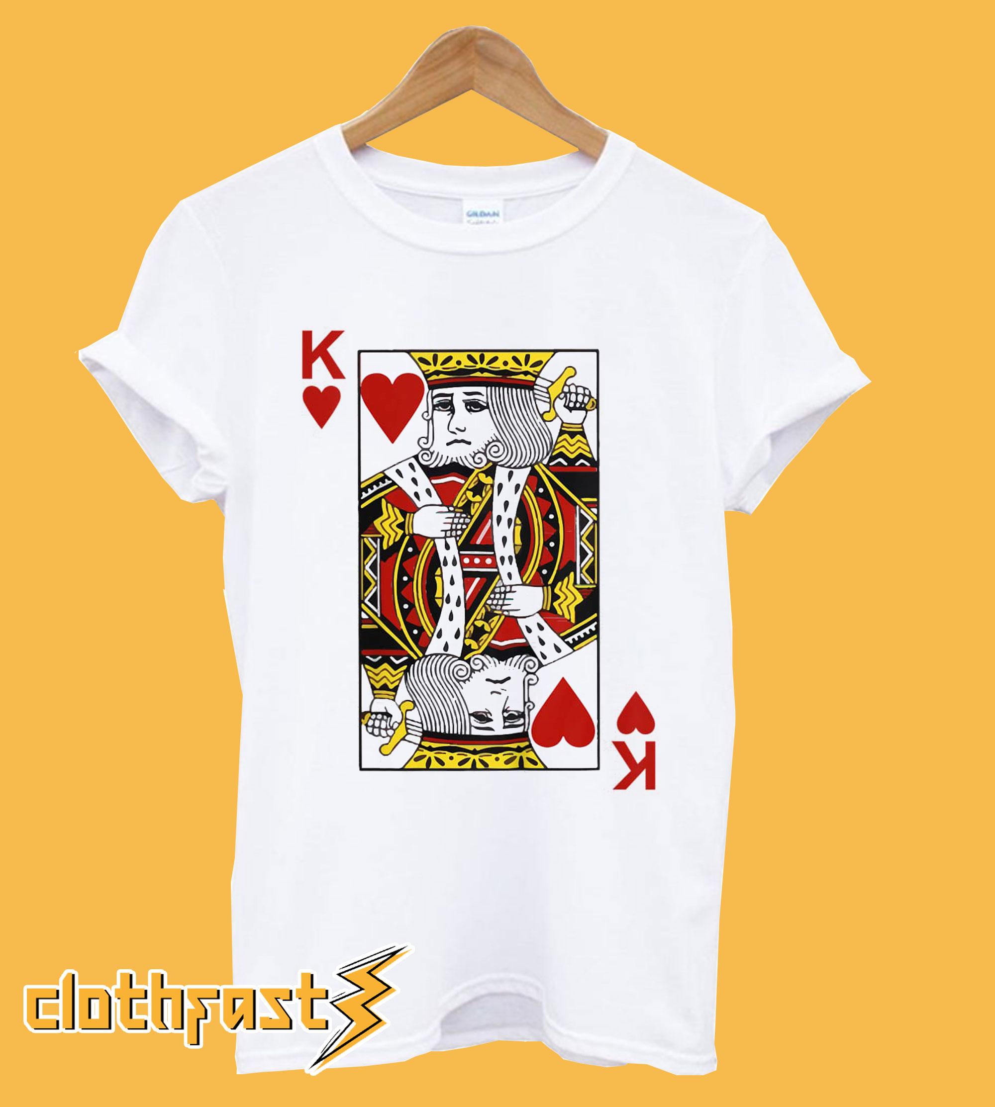 JACK Jack Baccarat T-shirt