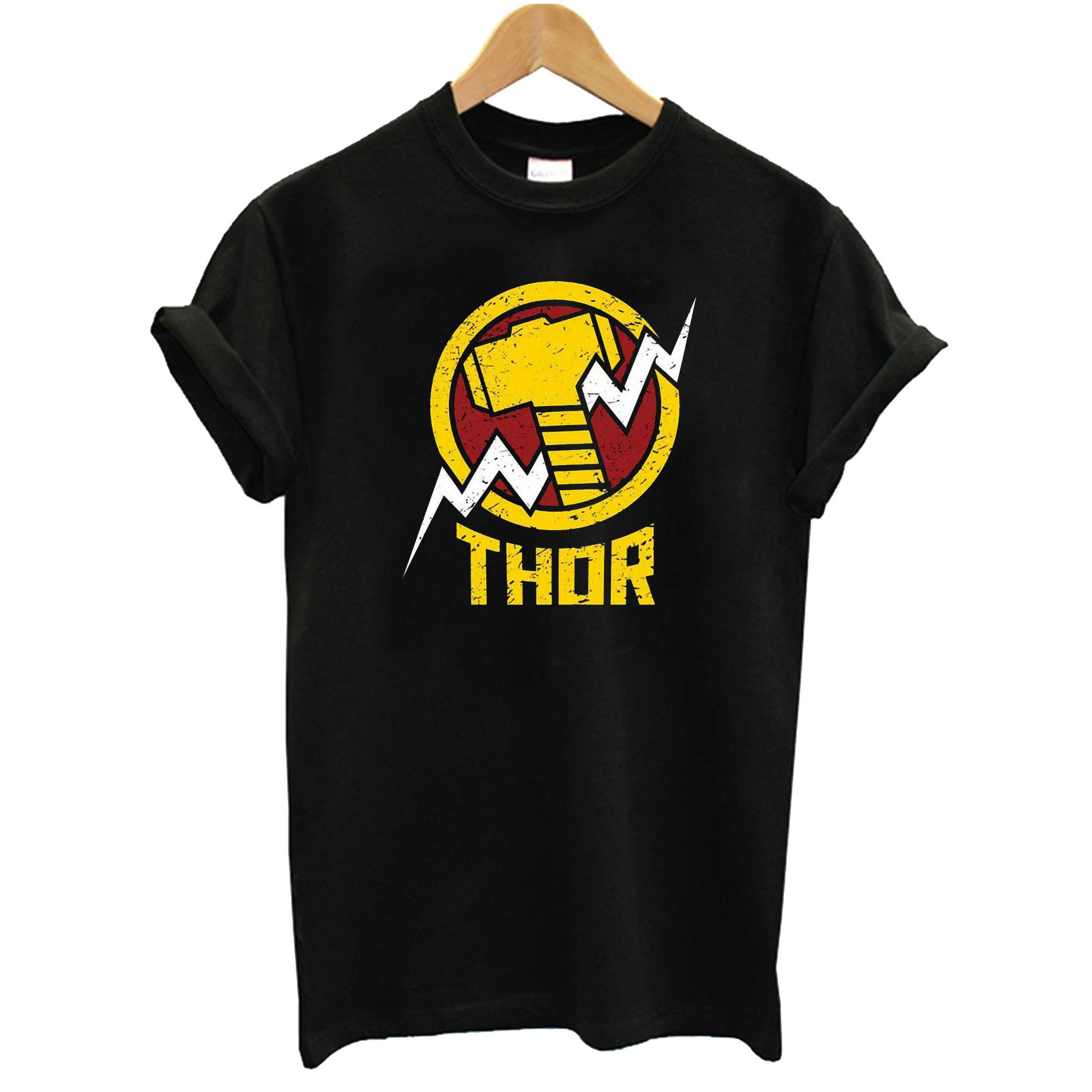 Hammer Thor Marvel Avengers T-Shirt