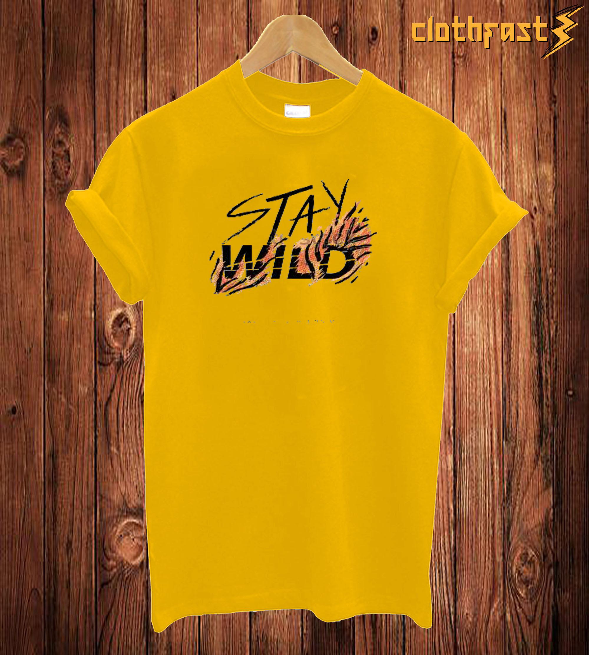 Stay Wind T Shirt