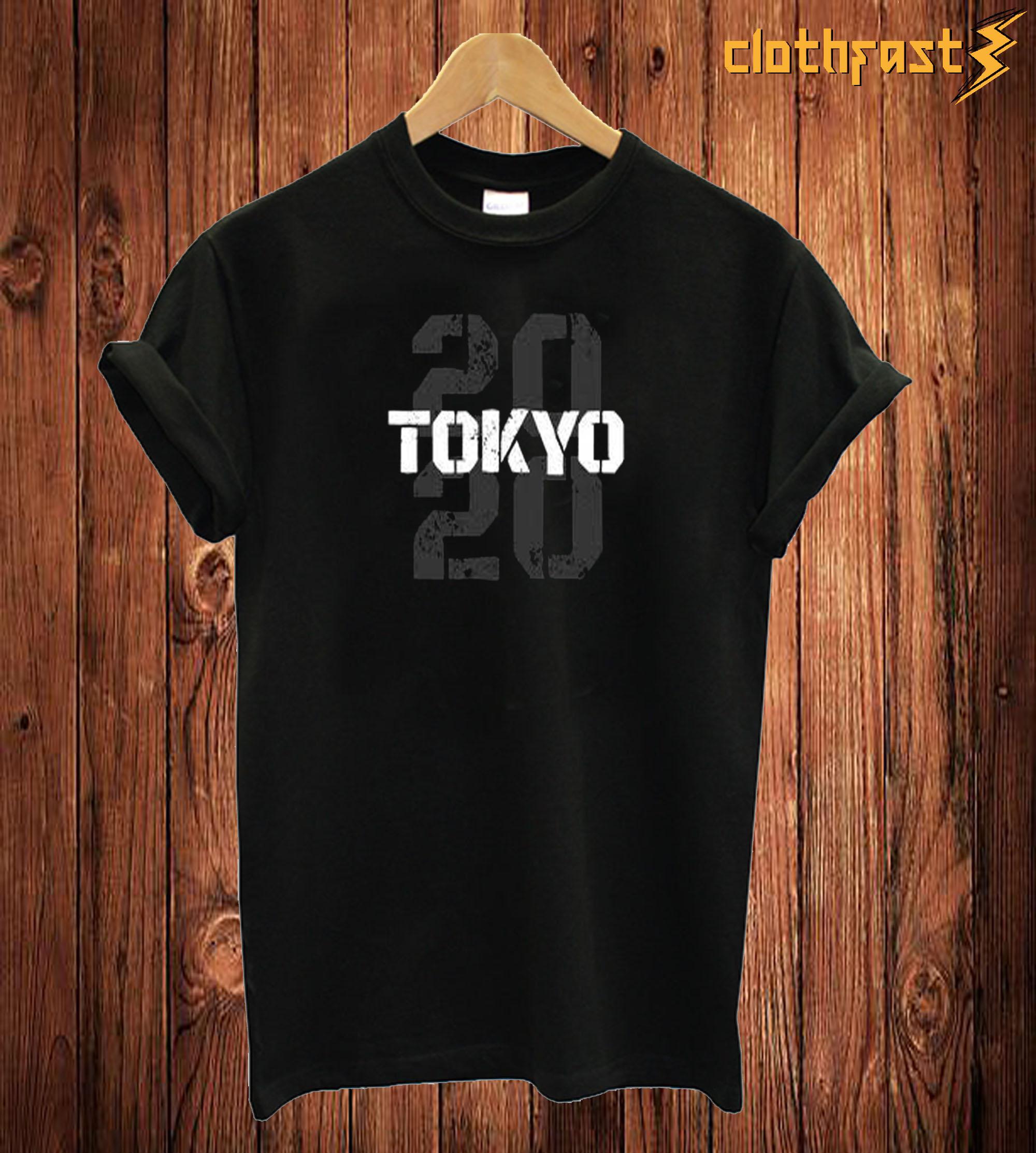 Tokyo 2020 T Shirt