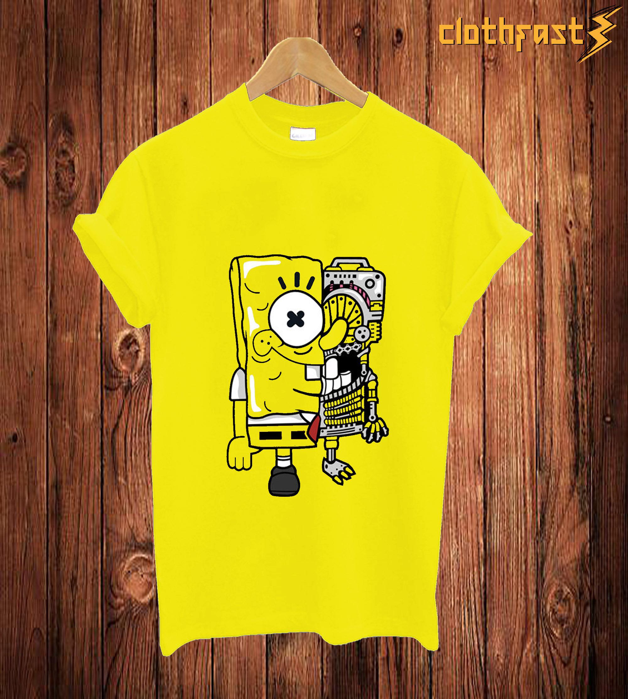 Sponbot T Shirt