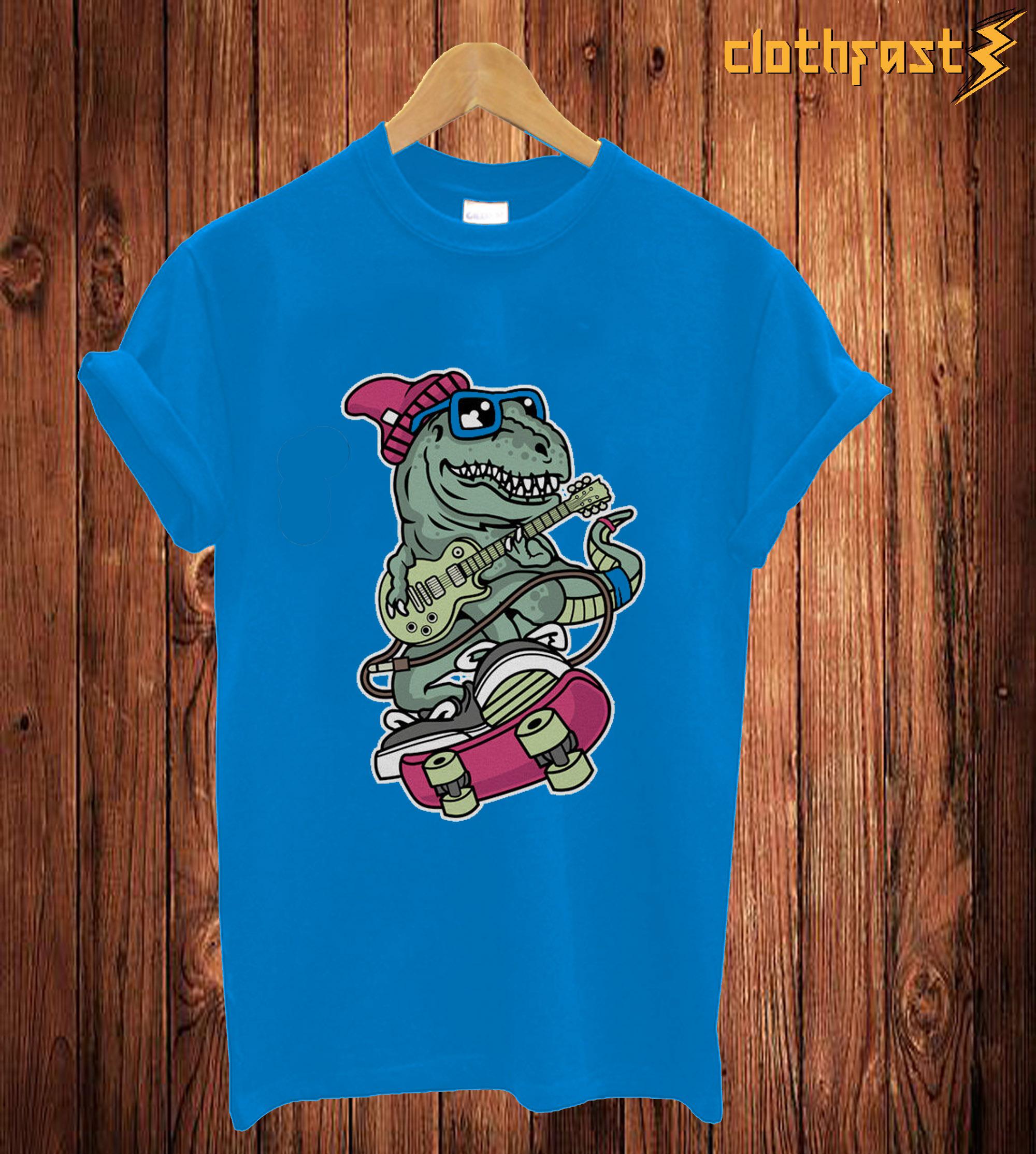 T rex Slang T Shirt